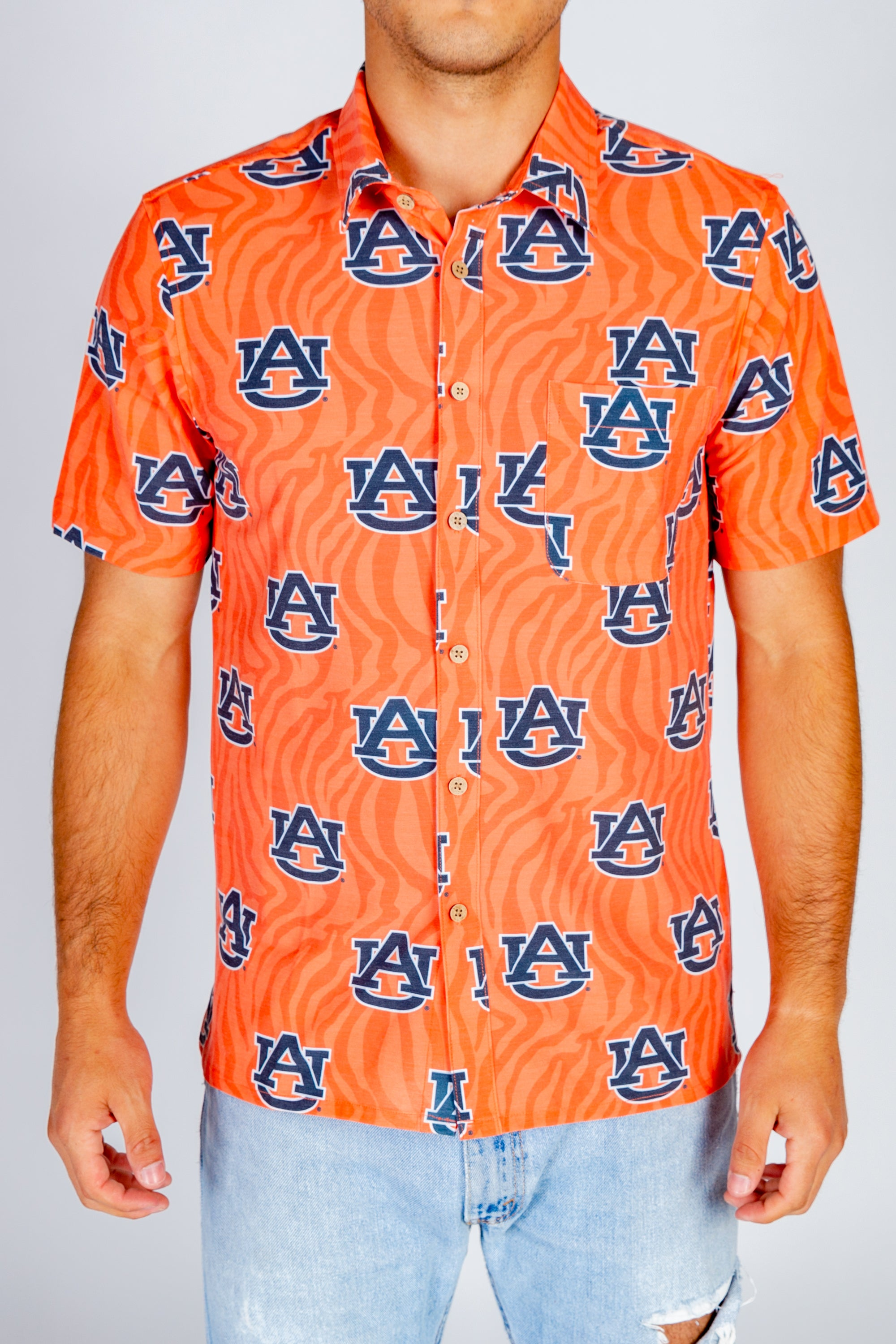 Auburn Tiger Walk Tailgating Shirt