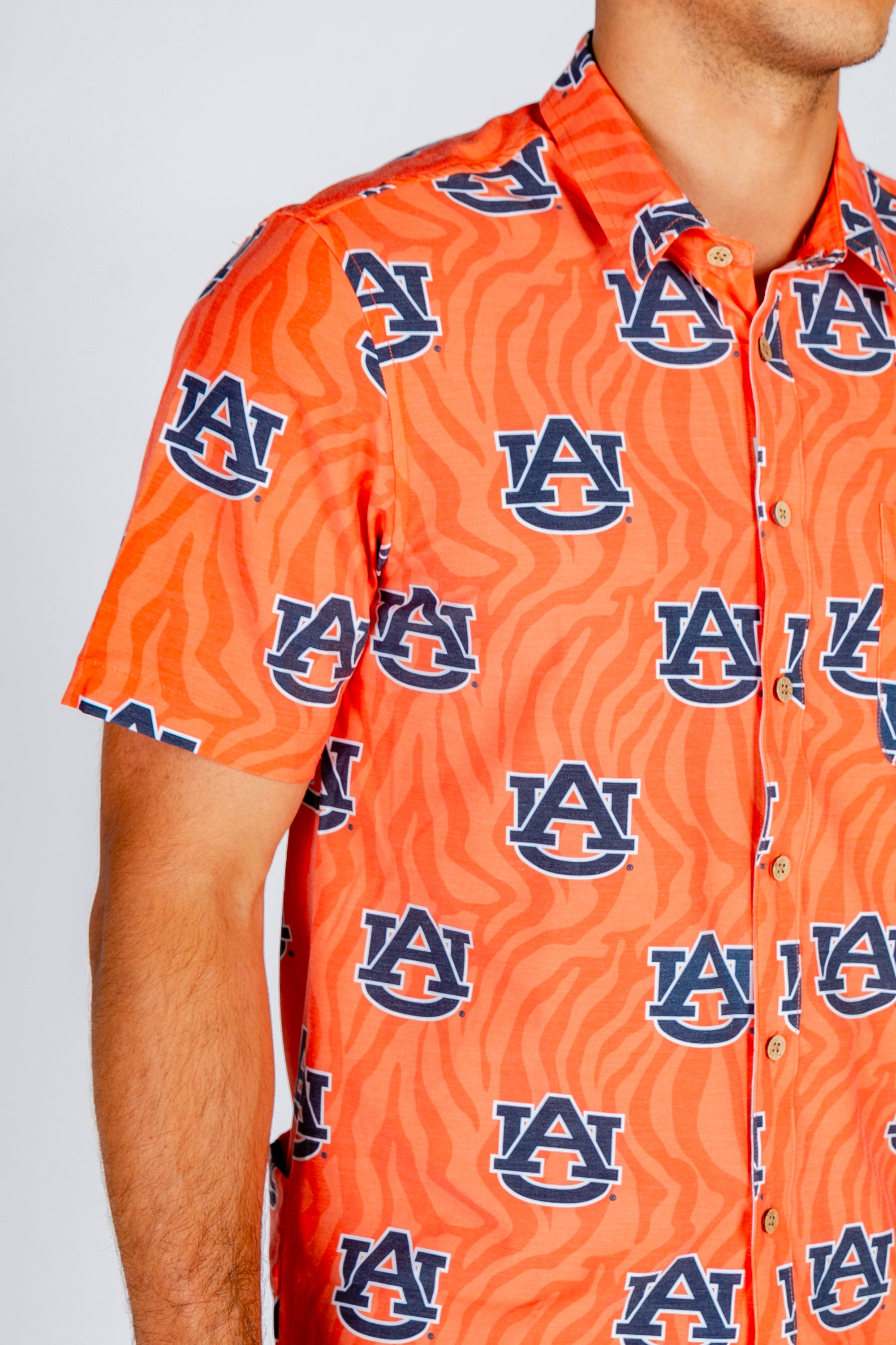 University of Auburn Button Down Shirt