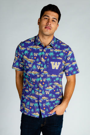 University of Washington Hawaiian