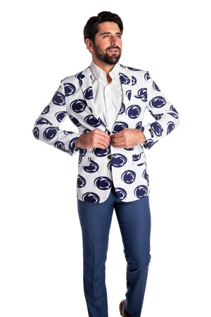 Men's Penn state party suit