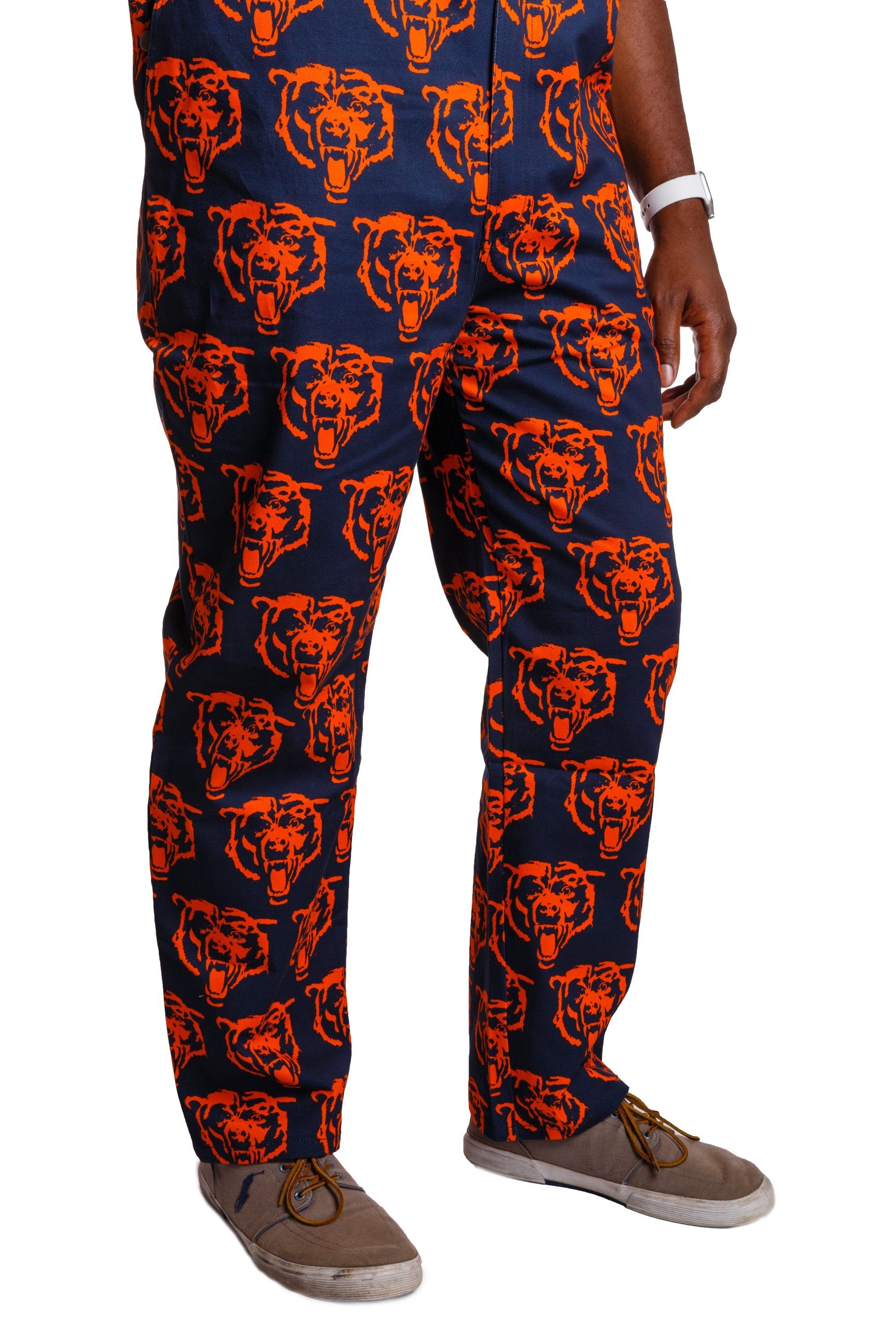 Da Bears men's football overalls
