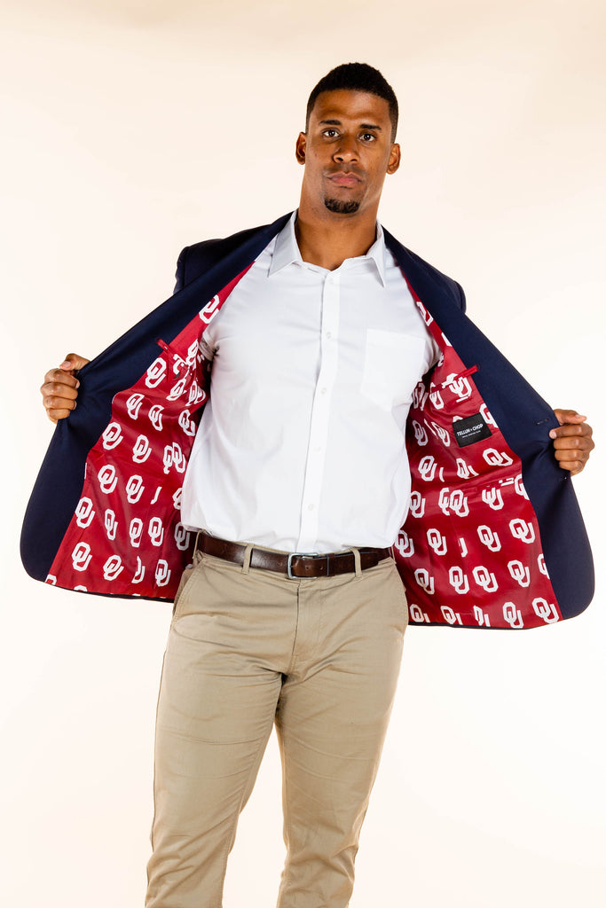 University of Oklahoma blazer