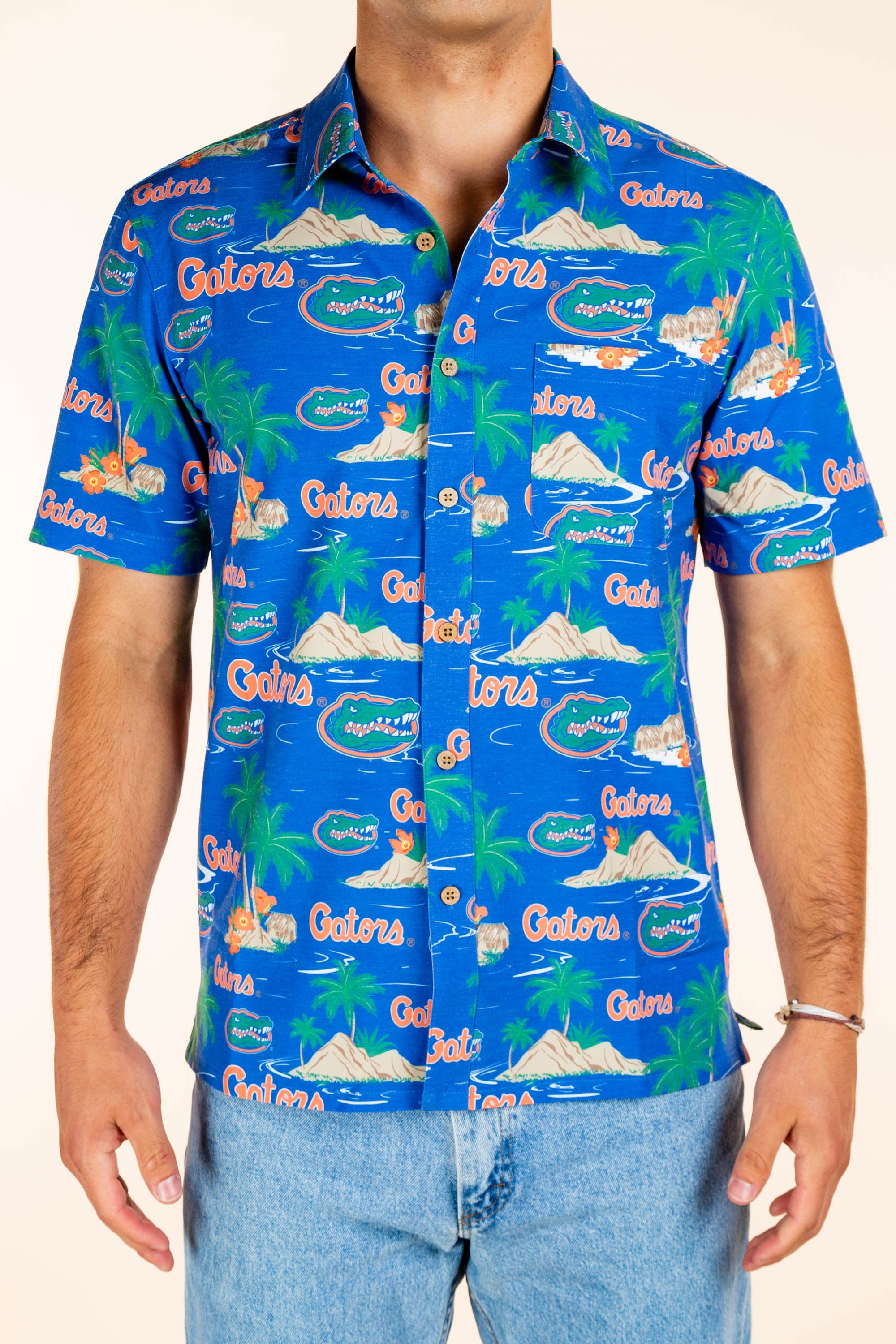 University of Florida Game Day Party Shirt