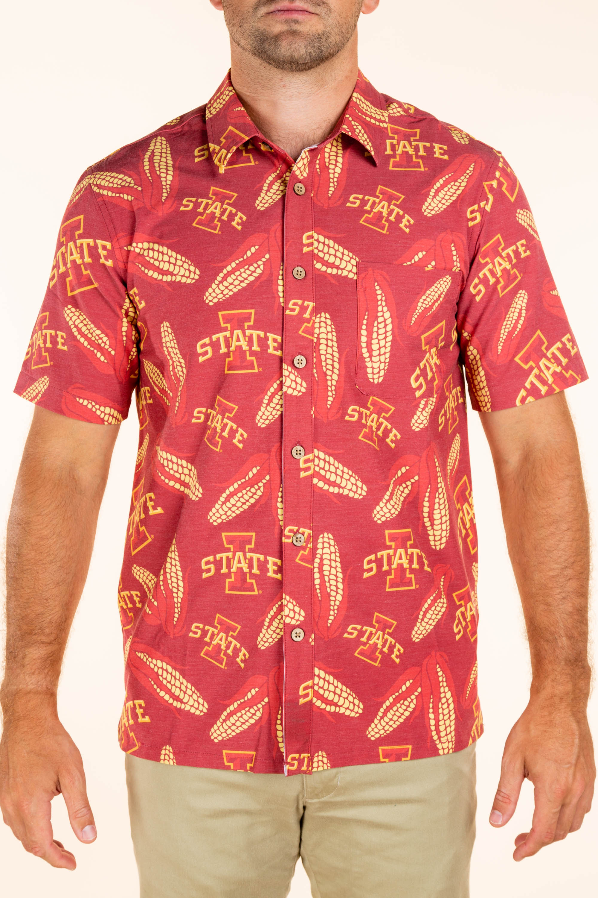 Iowa State Corn Tailgating Shirt