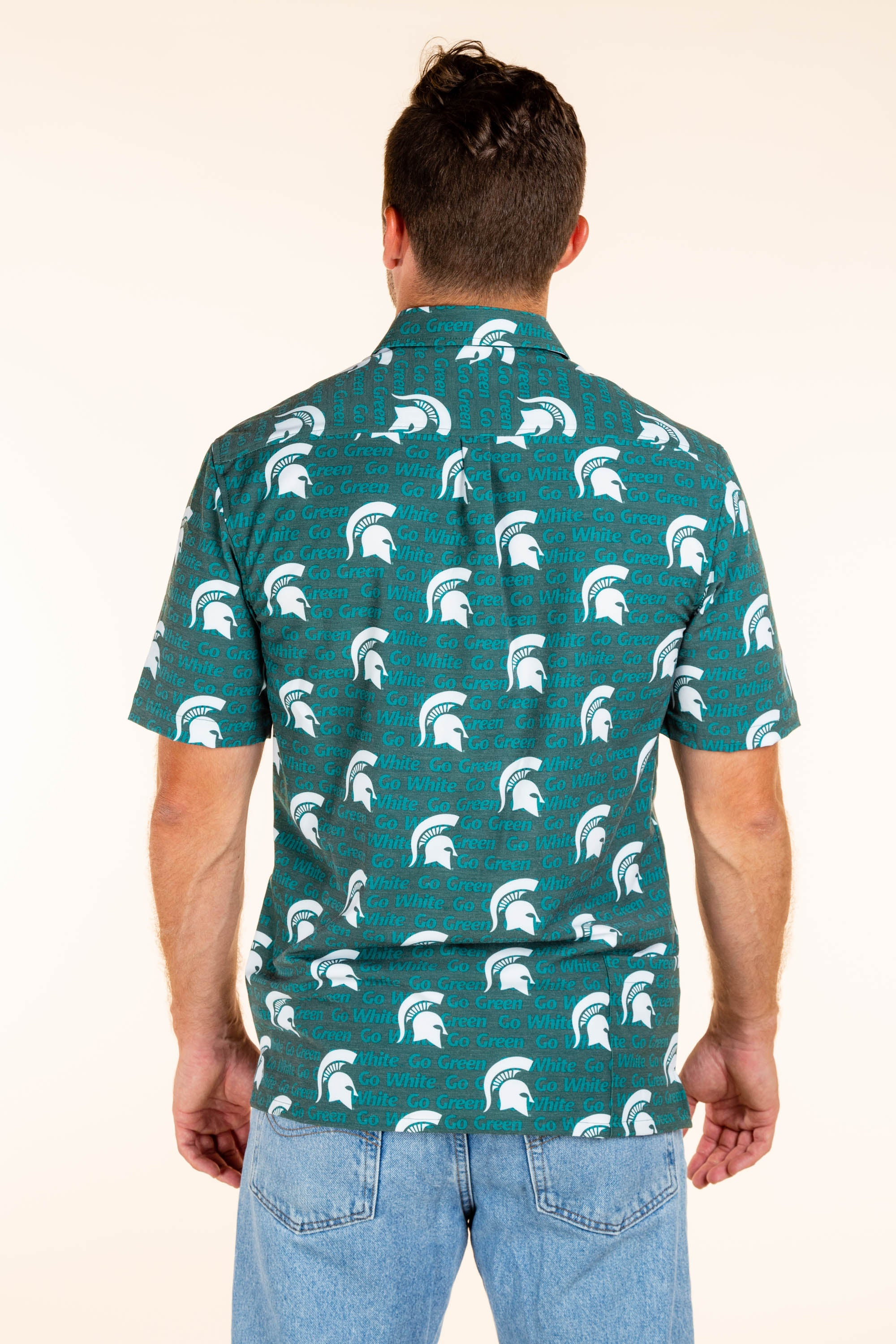 Michigan State Spartans Game Day Shirt