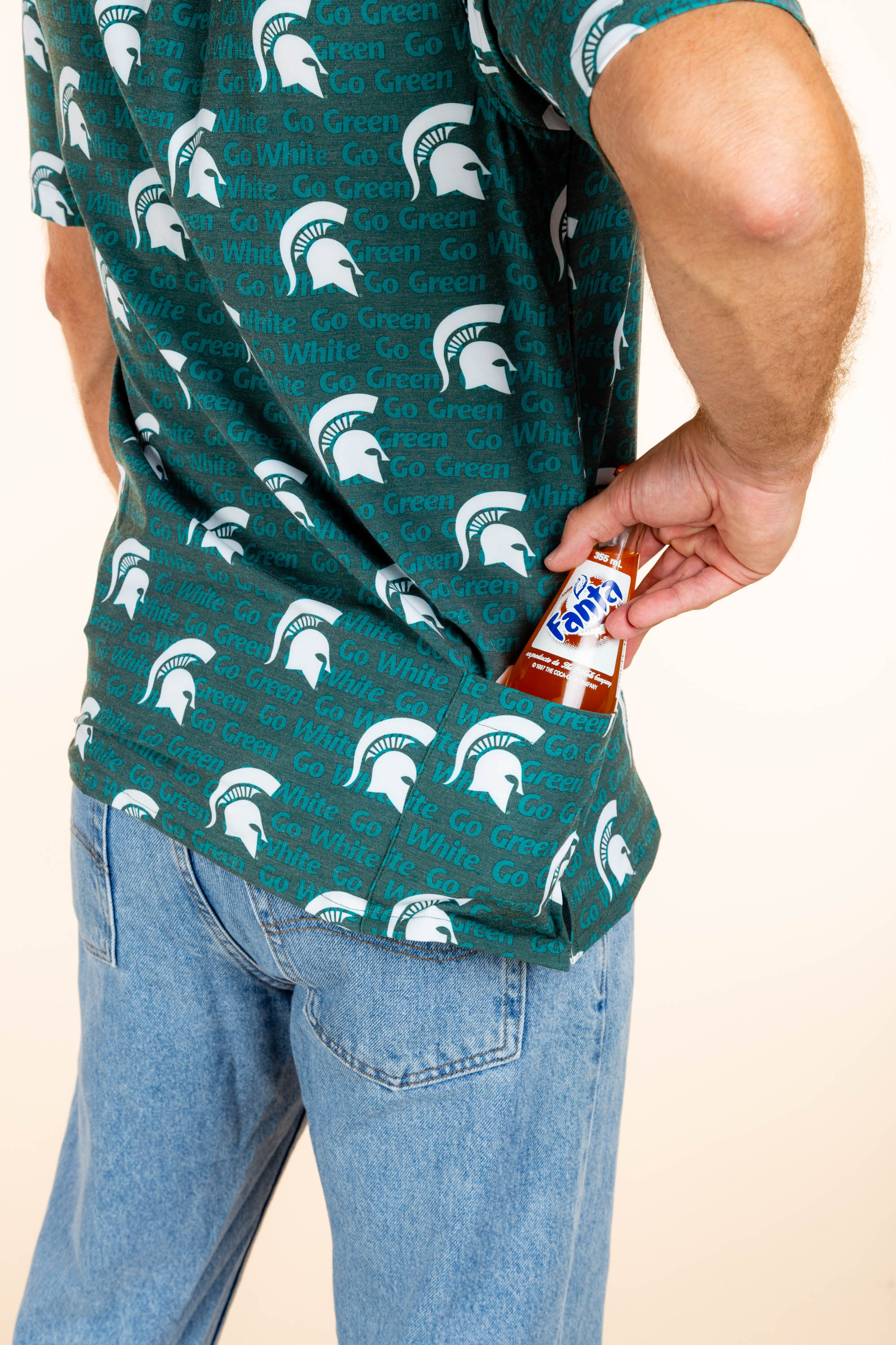Michigan State Spartans Tailgating Shirt