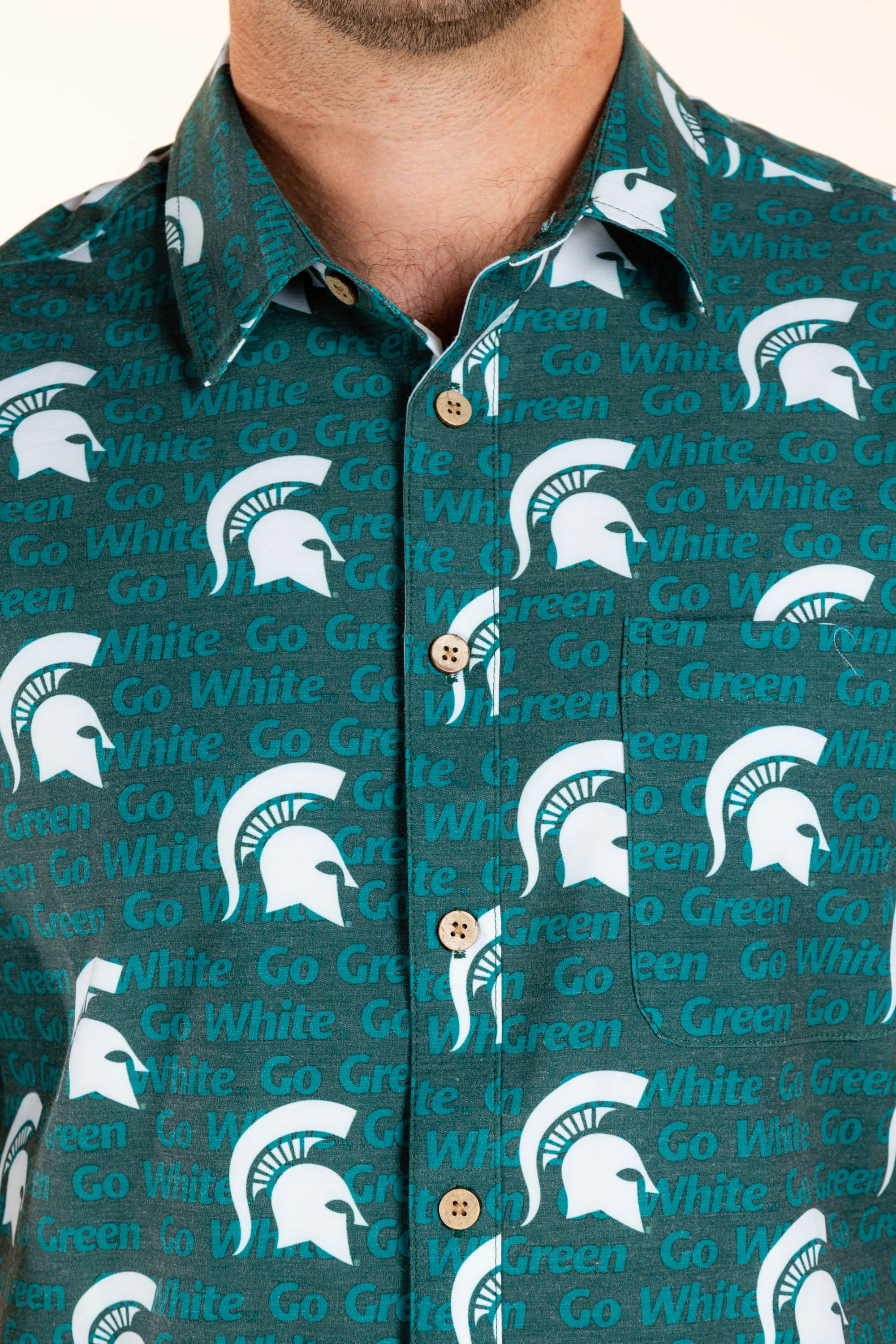 Michigan State Tailgating Shirt