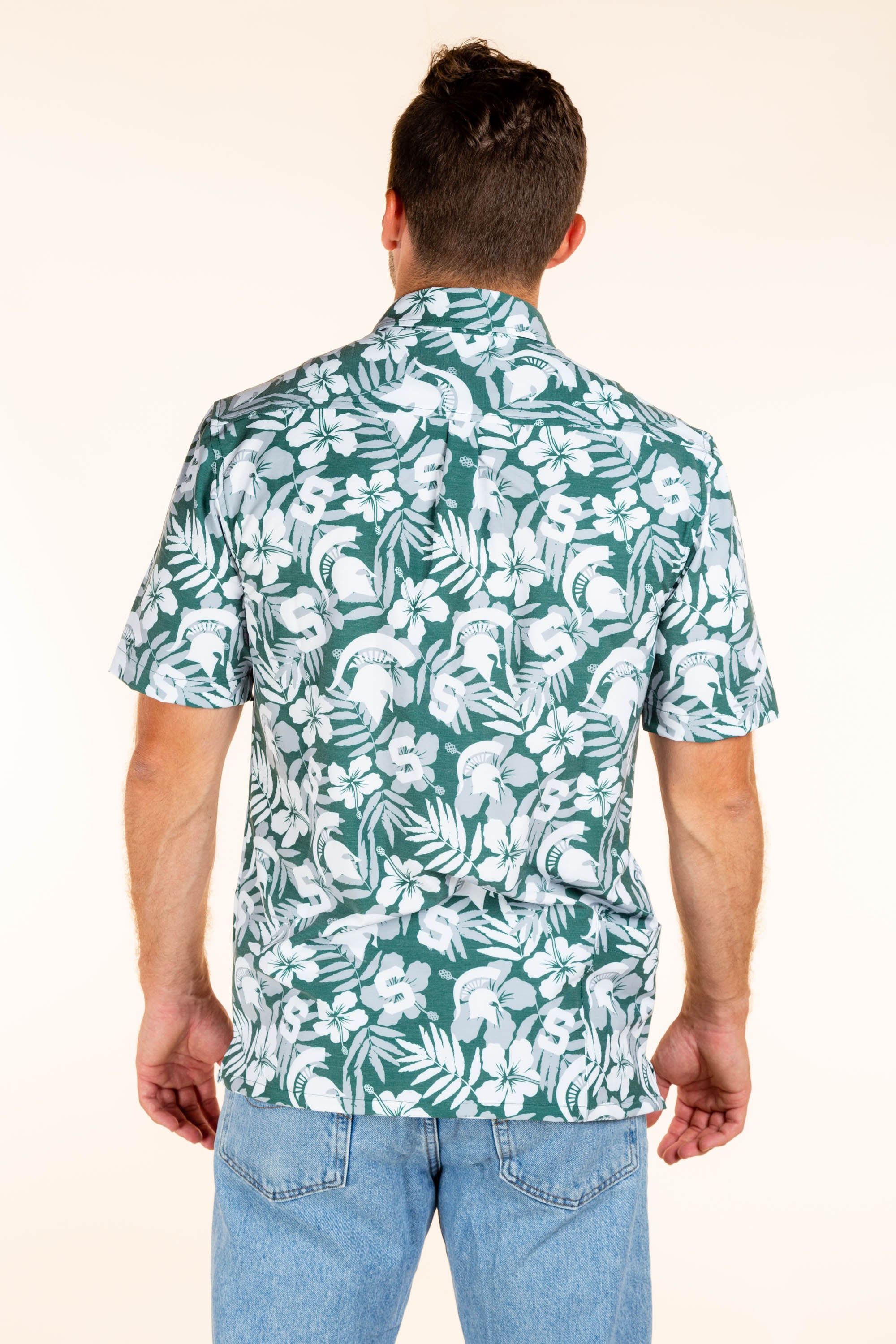 MSU Game Day Hawaiian Shirt
