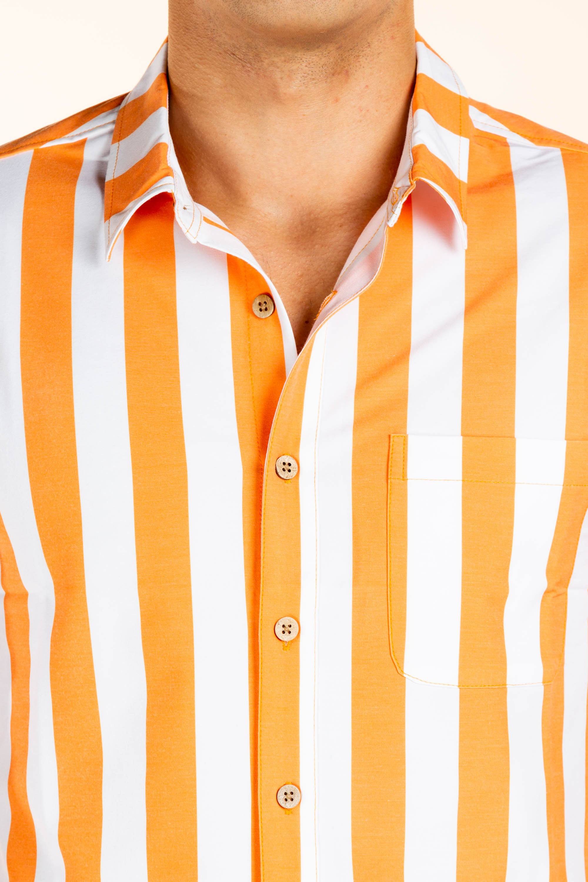 University of Tennessee Striped Game Day Shirt