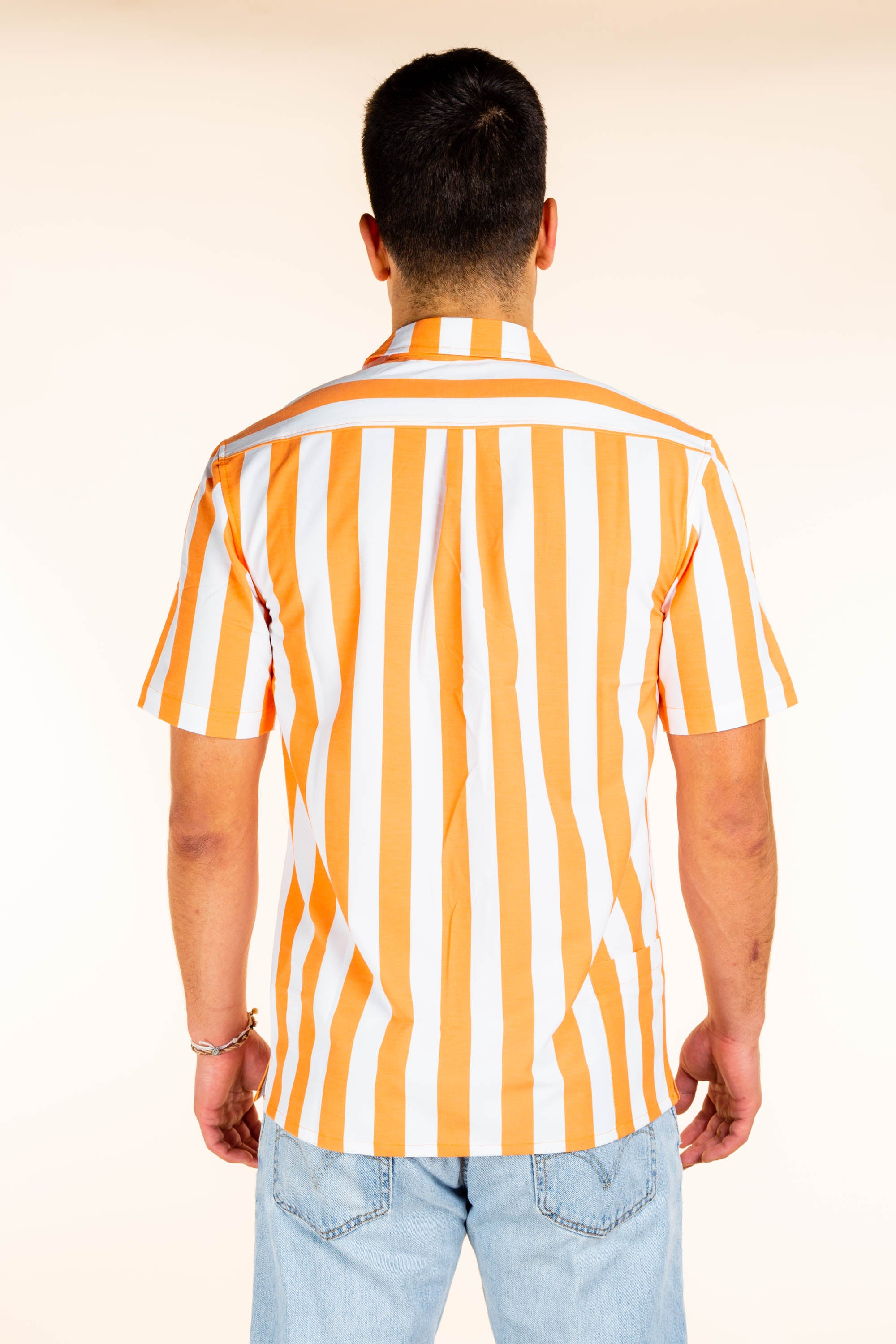 Men's University of Tennessee Striped Party Shirt