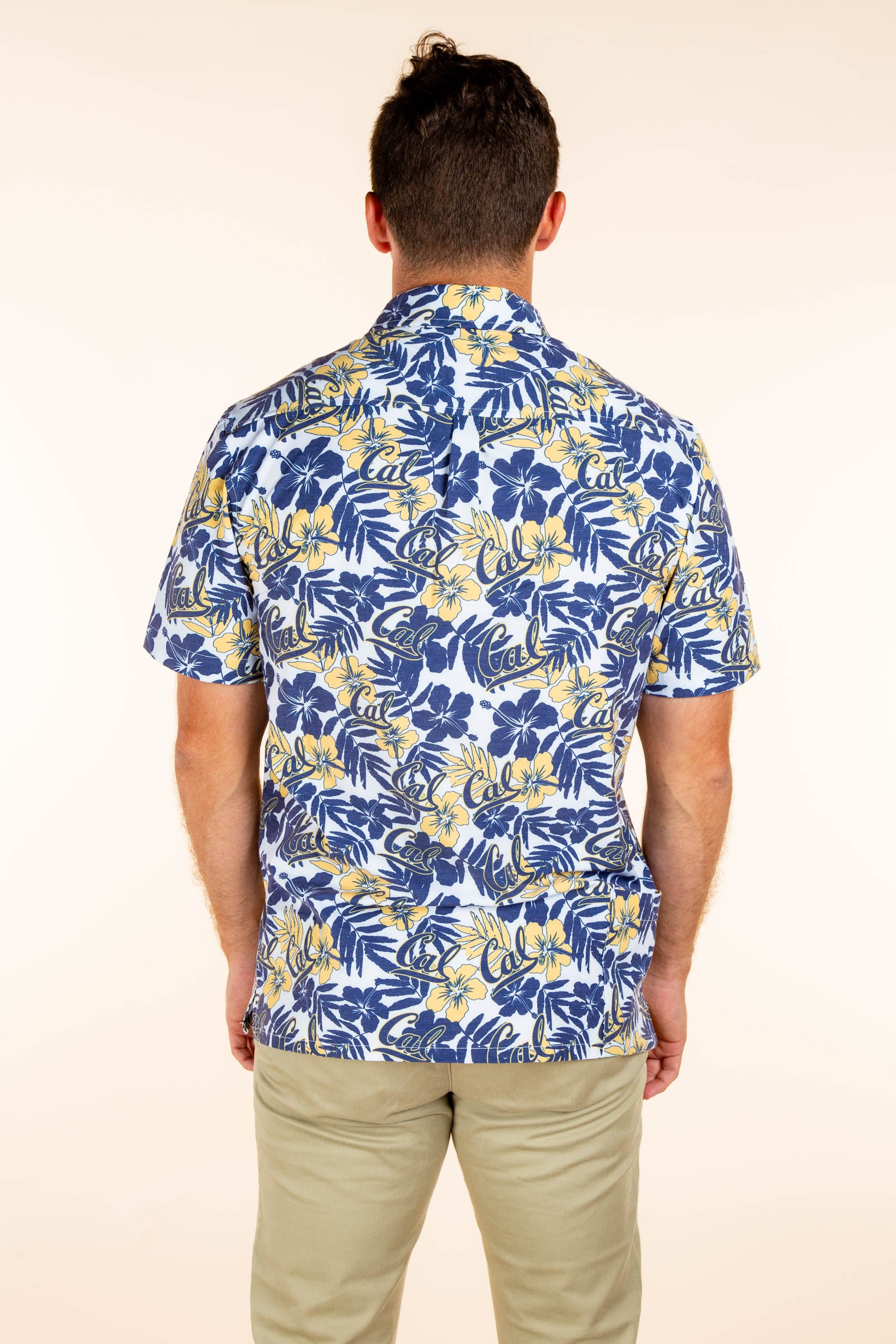 California Berkeley Hawaiian Shirt