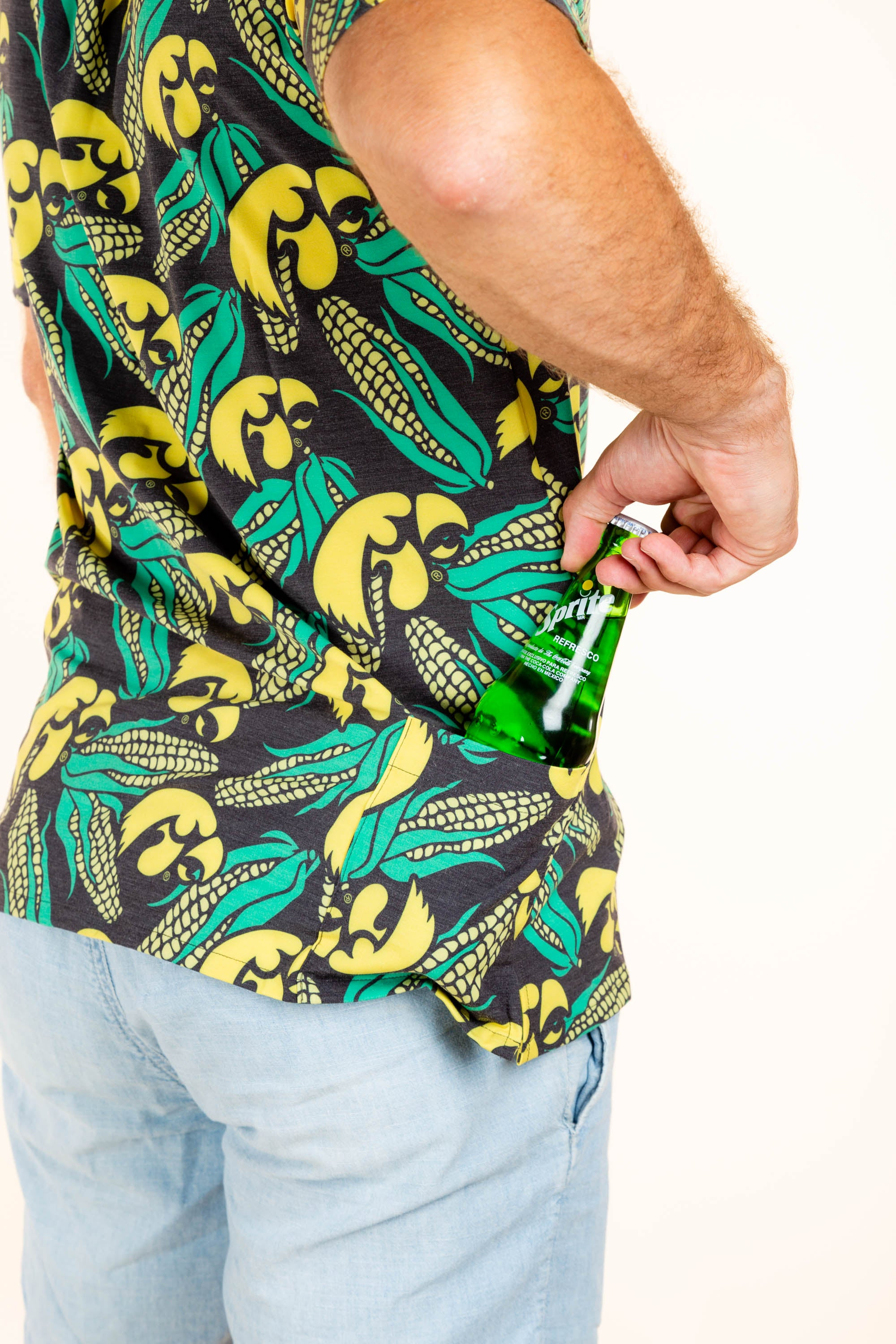 University of Iowa Corn Party Shirt
