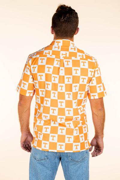 University of Tennessee Hawaiian Shirt