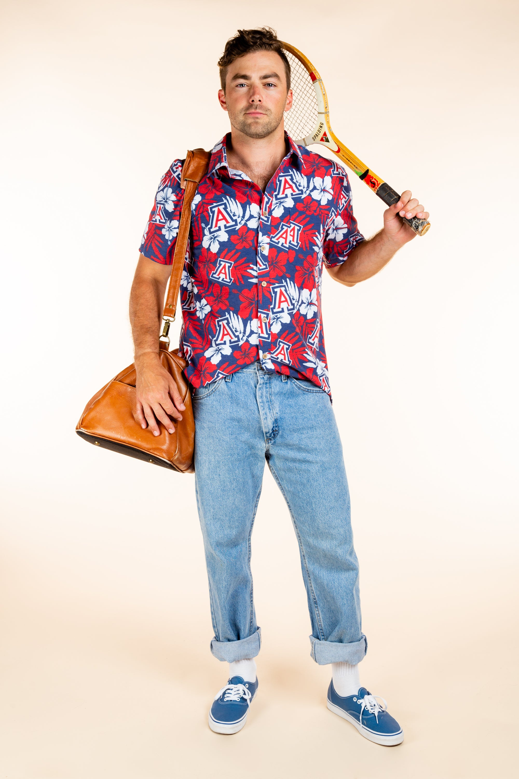 Wildcattin | University of Arizona Hawaiian Shirt