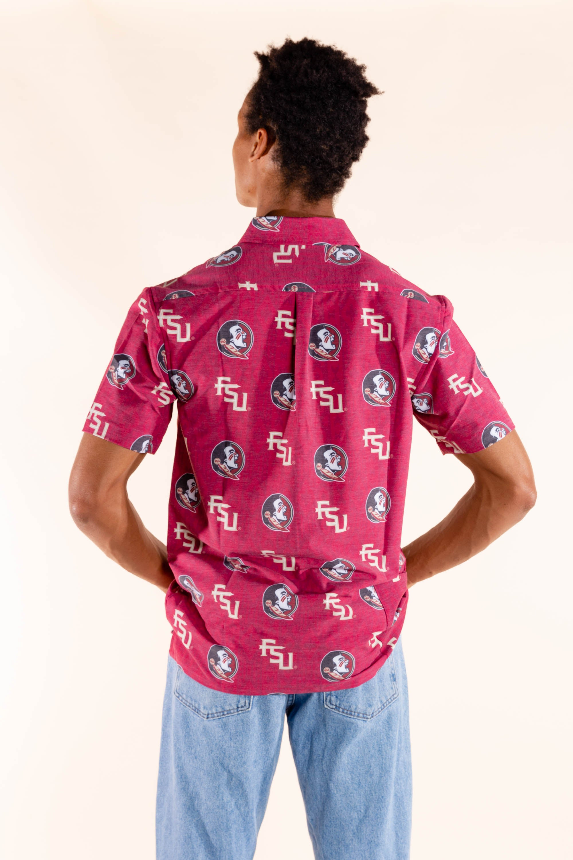 Men's FSU hawaiian