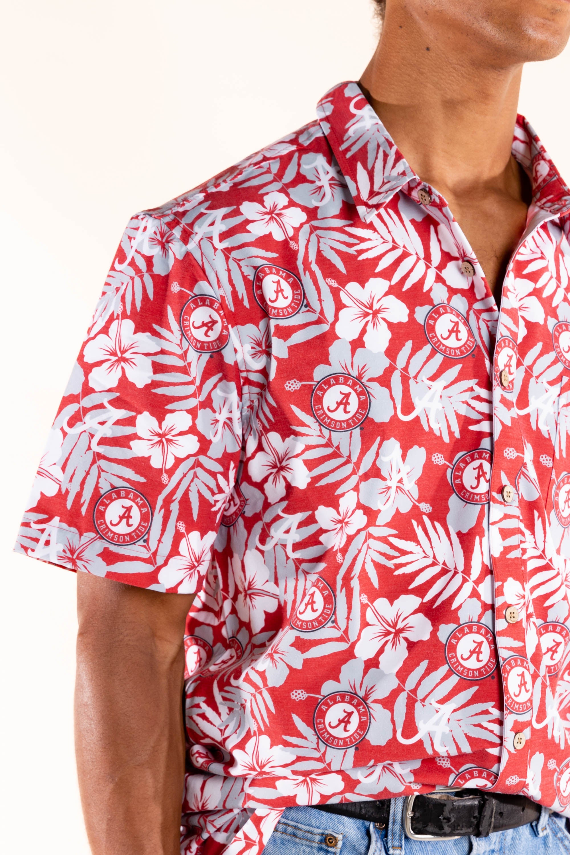 Red bama hawaiian
