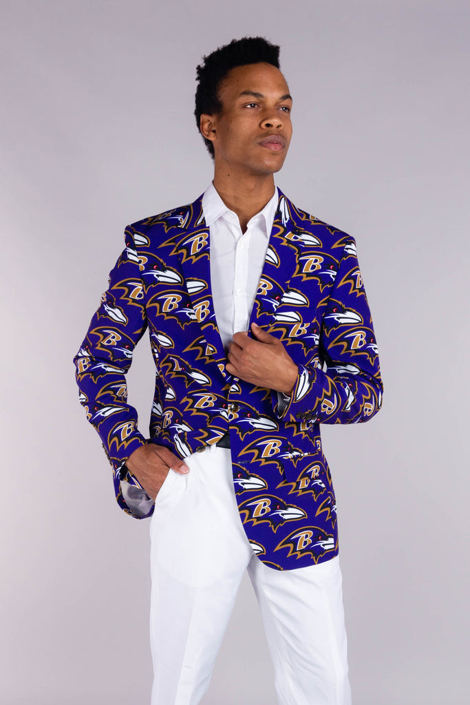 Baltimore Ravens  NFL Gameday Blazer