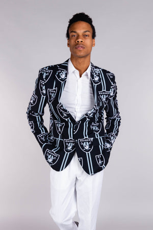 Oakland Raiders NFL Gameday Blazer