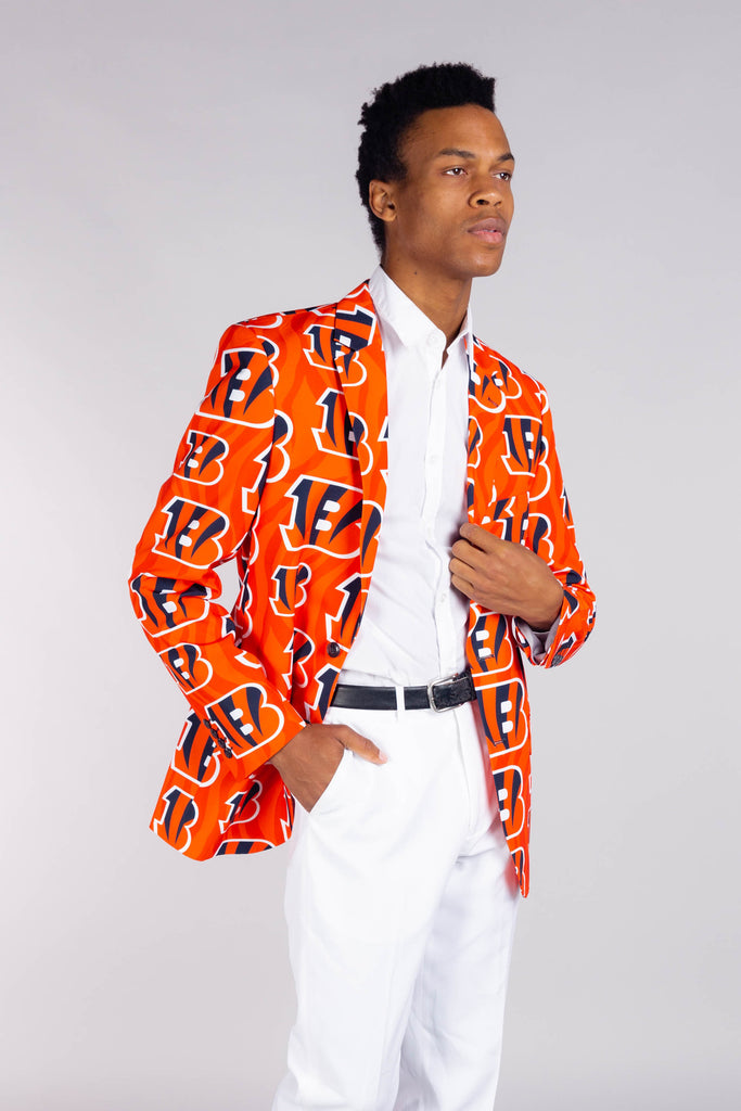Cincinnati Bengals | NFL Gameday Blazer