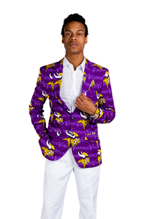 Minnesota Vikings gameday blazer