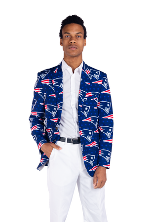 The Patriots gameday jacket
