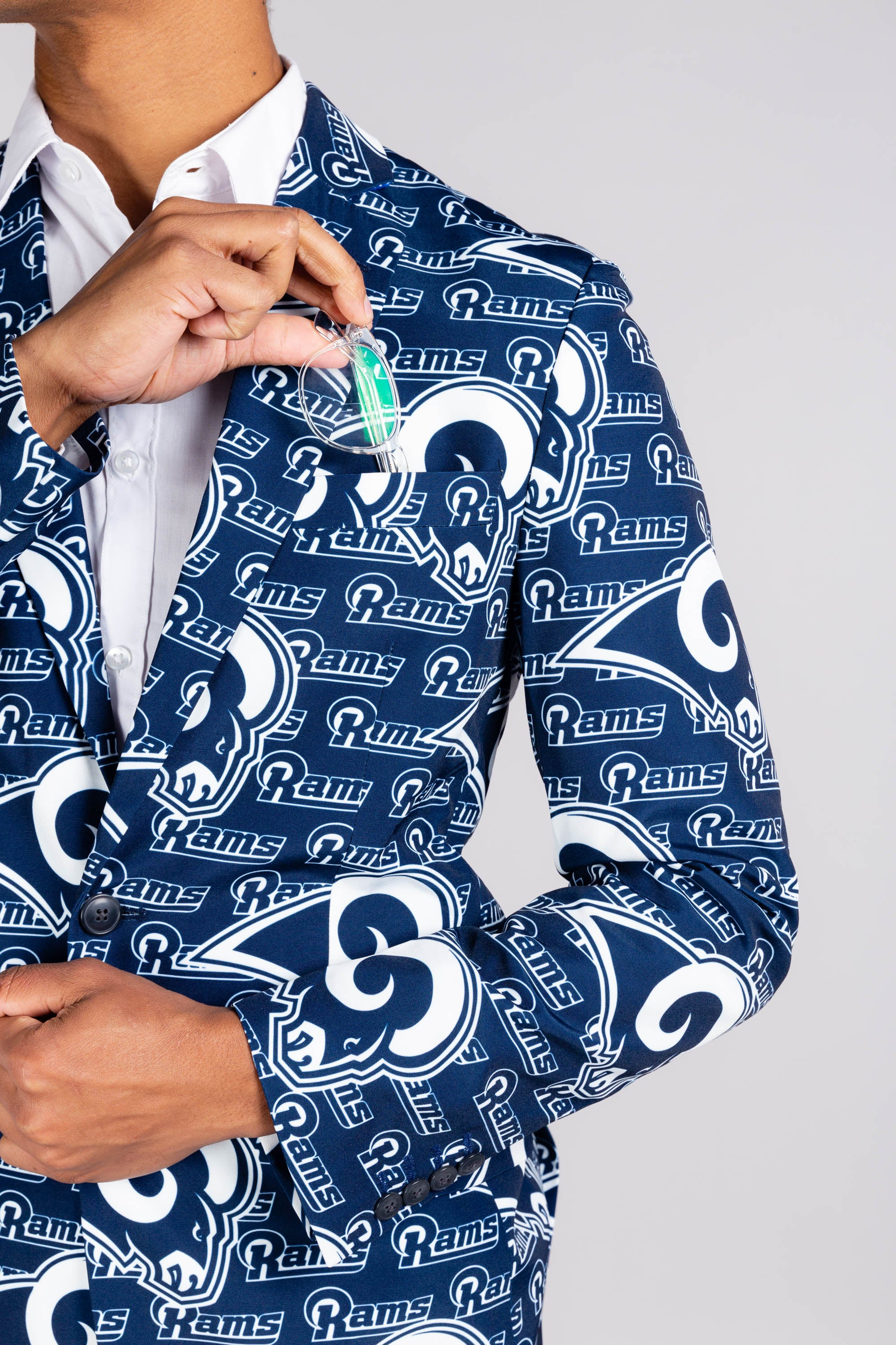 Los Angeles Rams blazer blue
