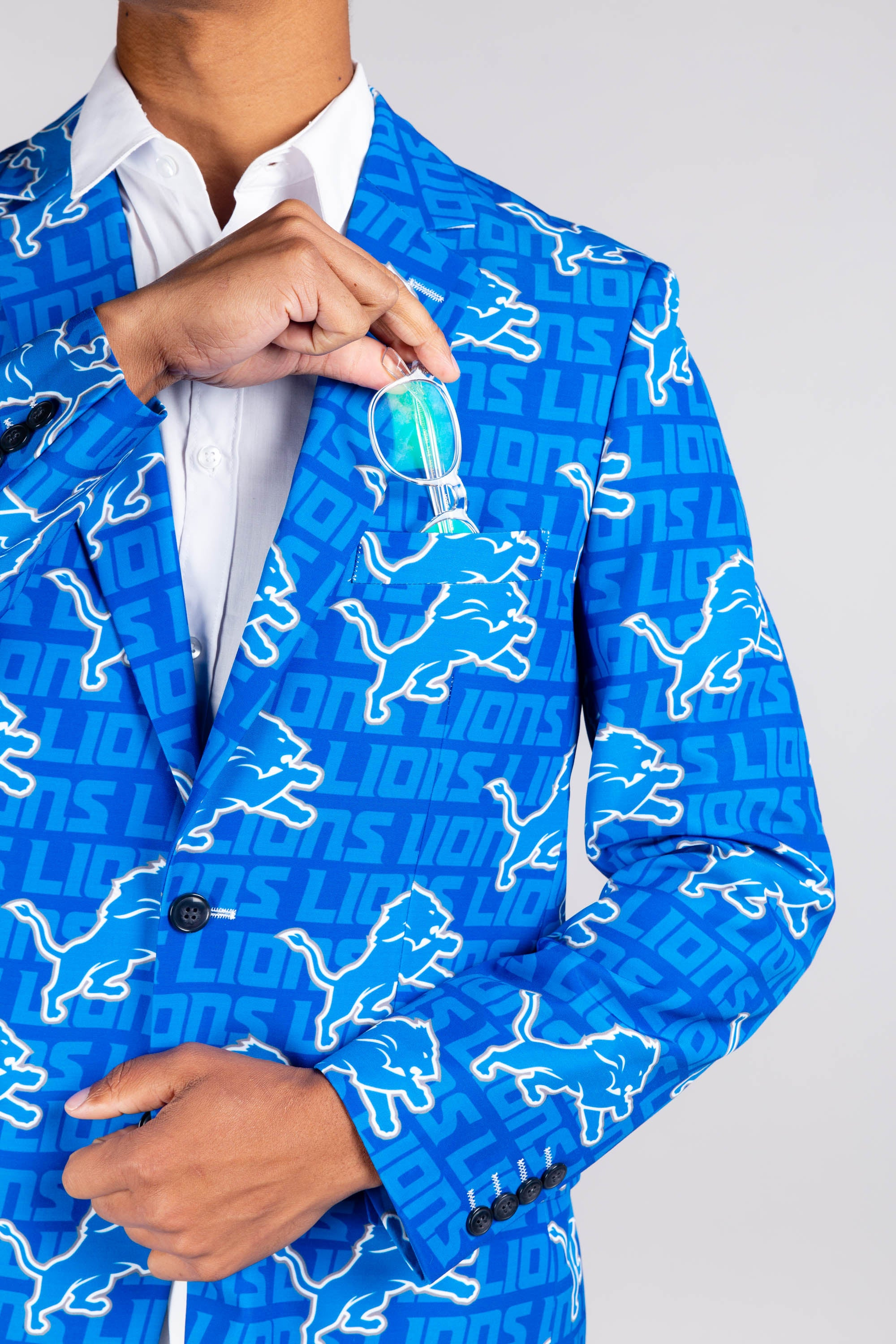 The Detroit Lions | NFL Gameday Blazer