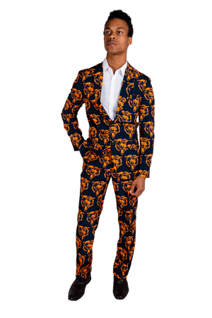 Chicago bears gameday blazer