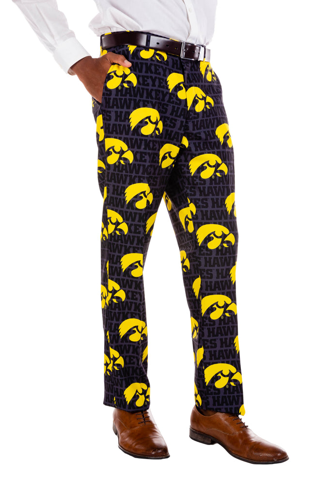 Iowa hawkeyes gameday pants