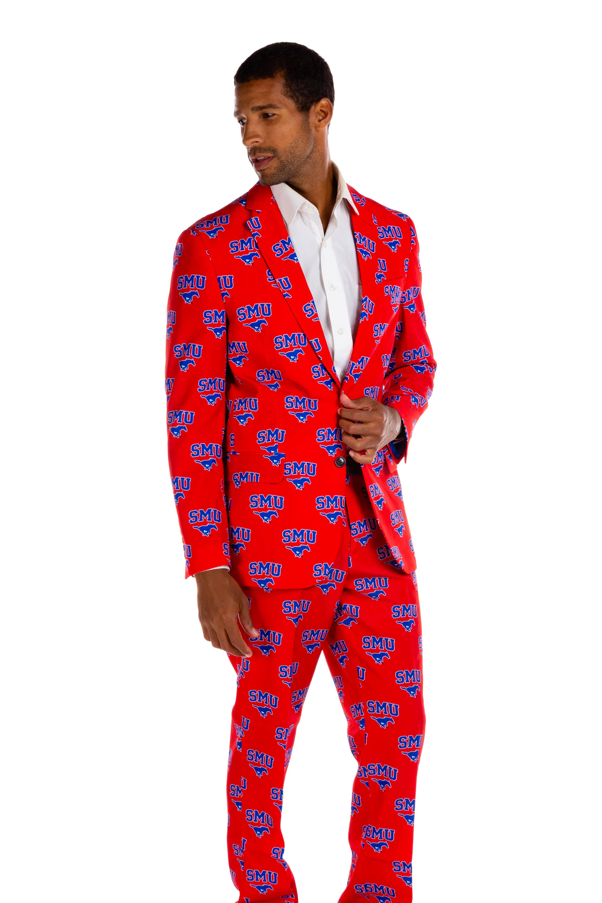 Southern Methodist University Tailgating Blazer