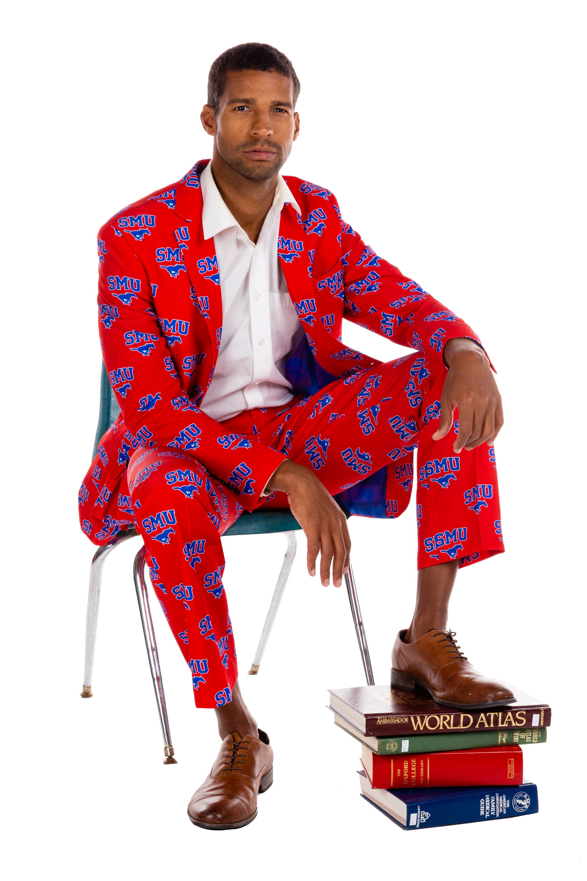 Southern Methodist University Gameday Blazer