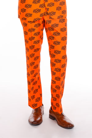 Go Pokes | Oklahoma State University Gameday Pants