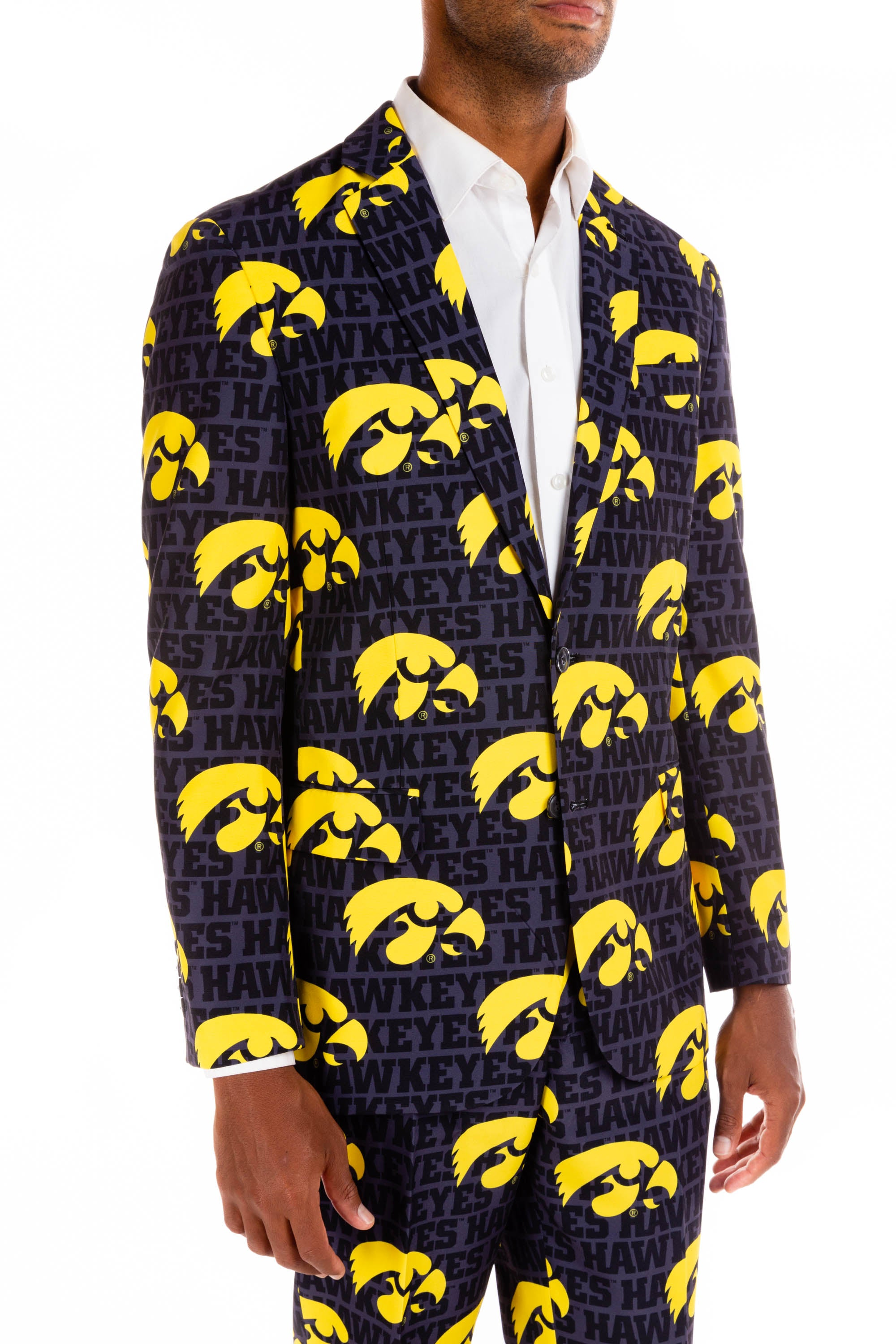 University of Iowa Hawkeyes Gameday Blazer