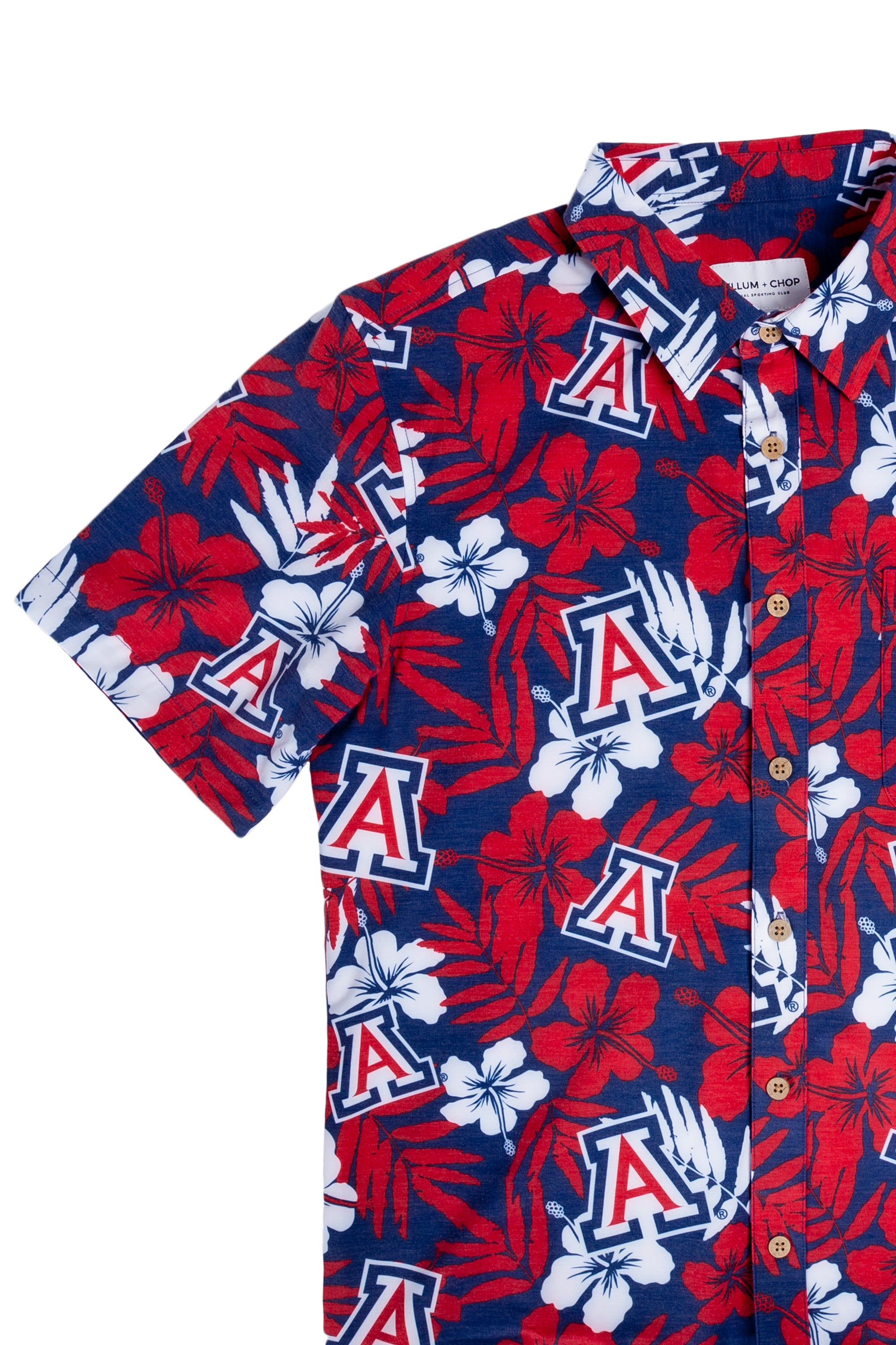 Wildcattin University of Arizona Hawaiian Shirt