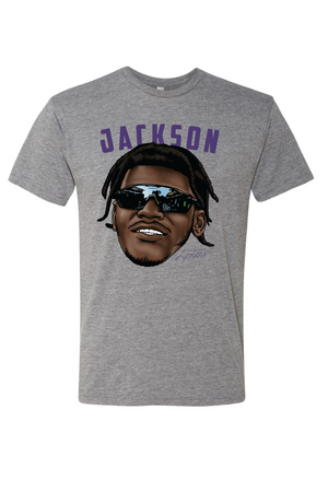 The lamar jackson tee