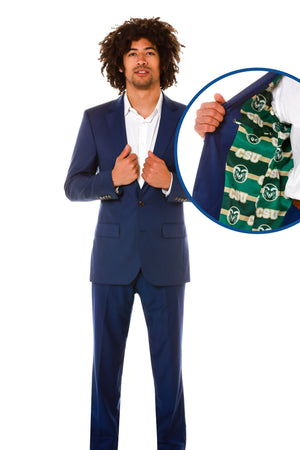 Colorado State Rams blazer