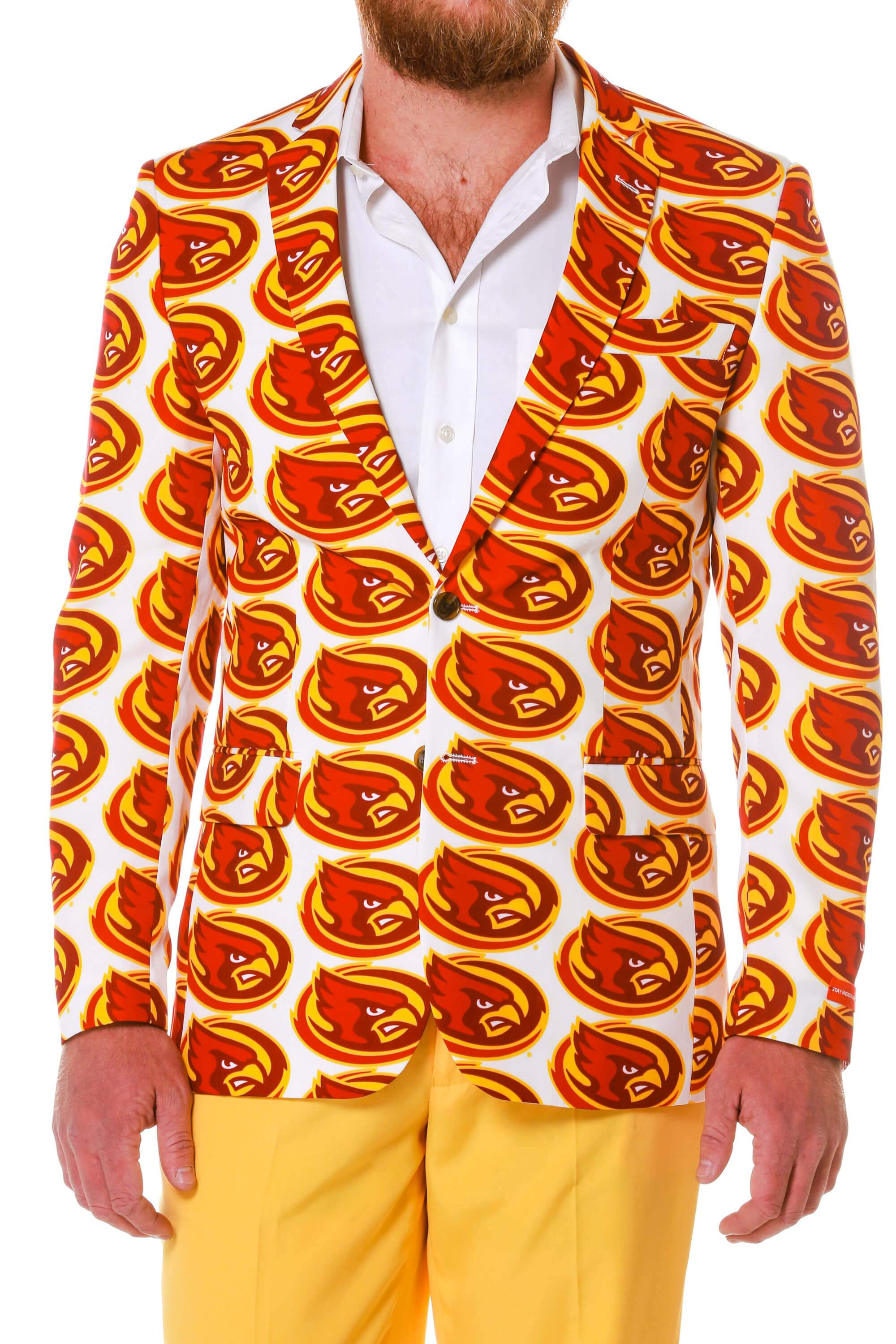 Iowa State mens party blazer