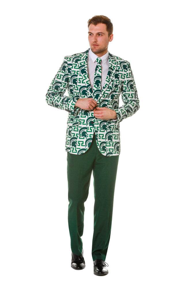 Michigan State University party blazer