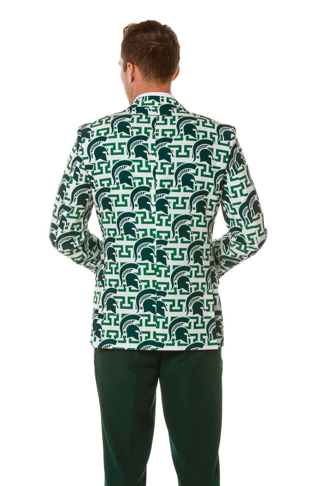 MSU mens party blazer