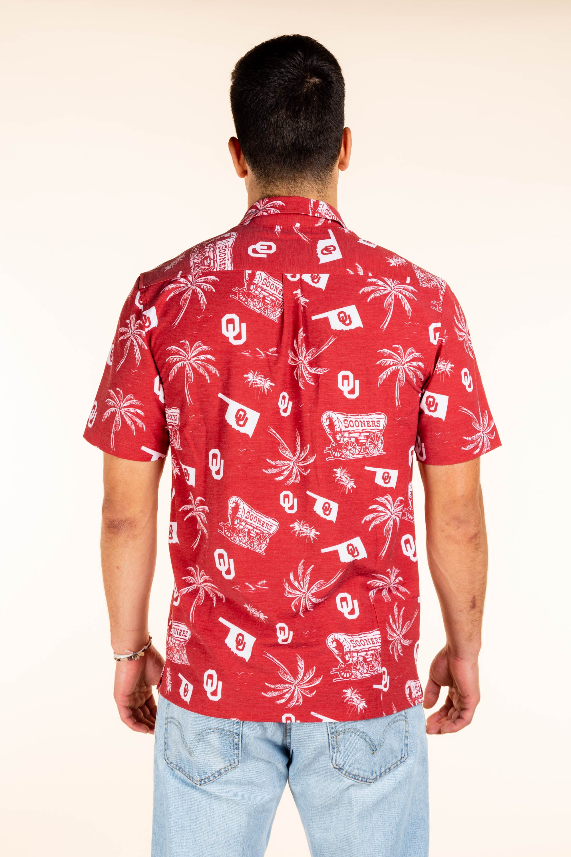 men's hawaiian oklahoma