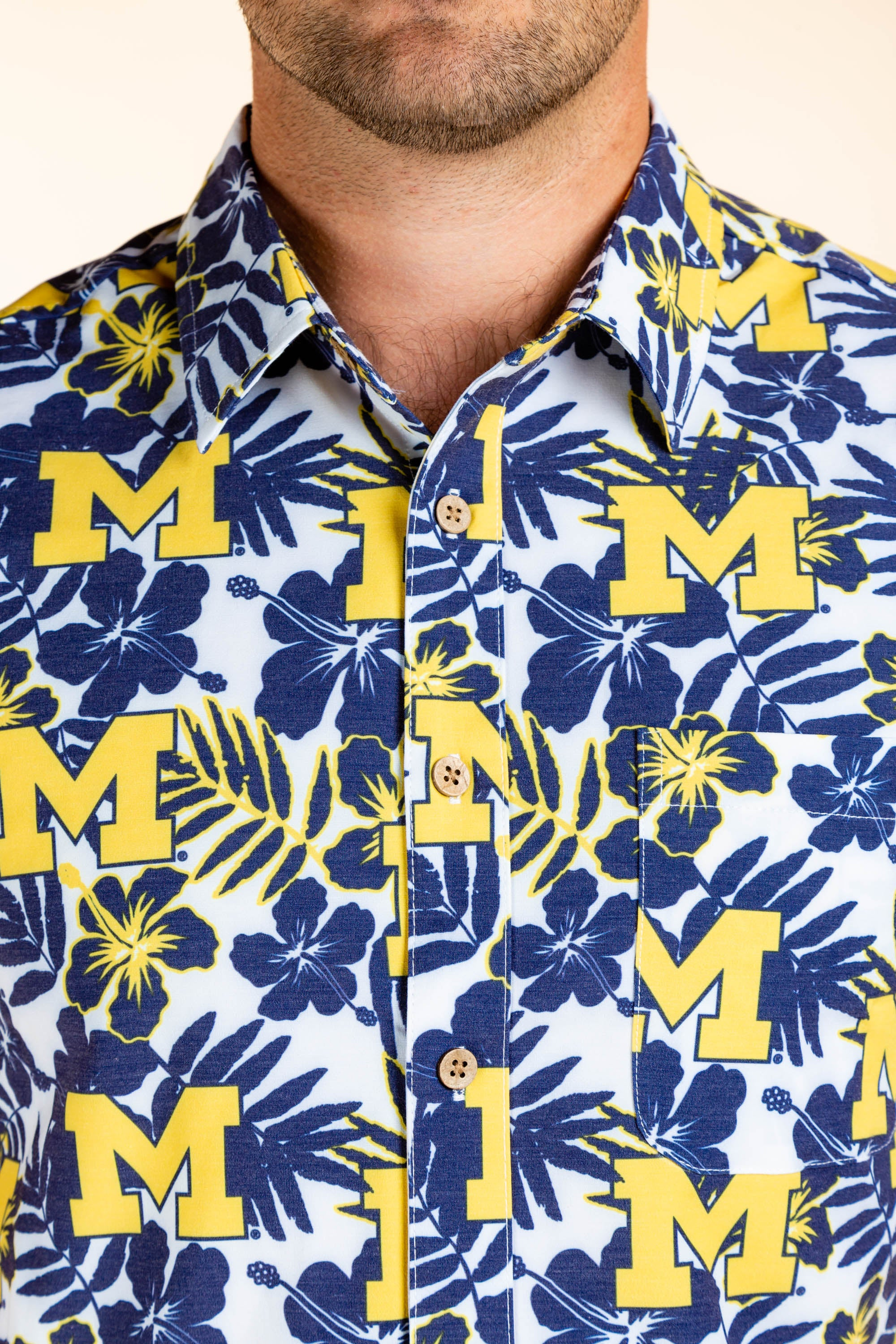 University of Michigan Game Day Shirt