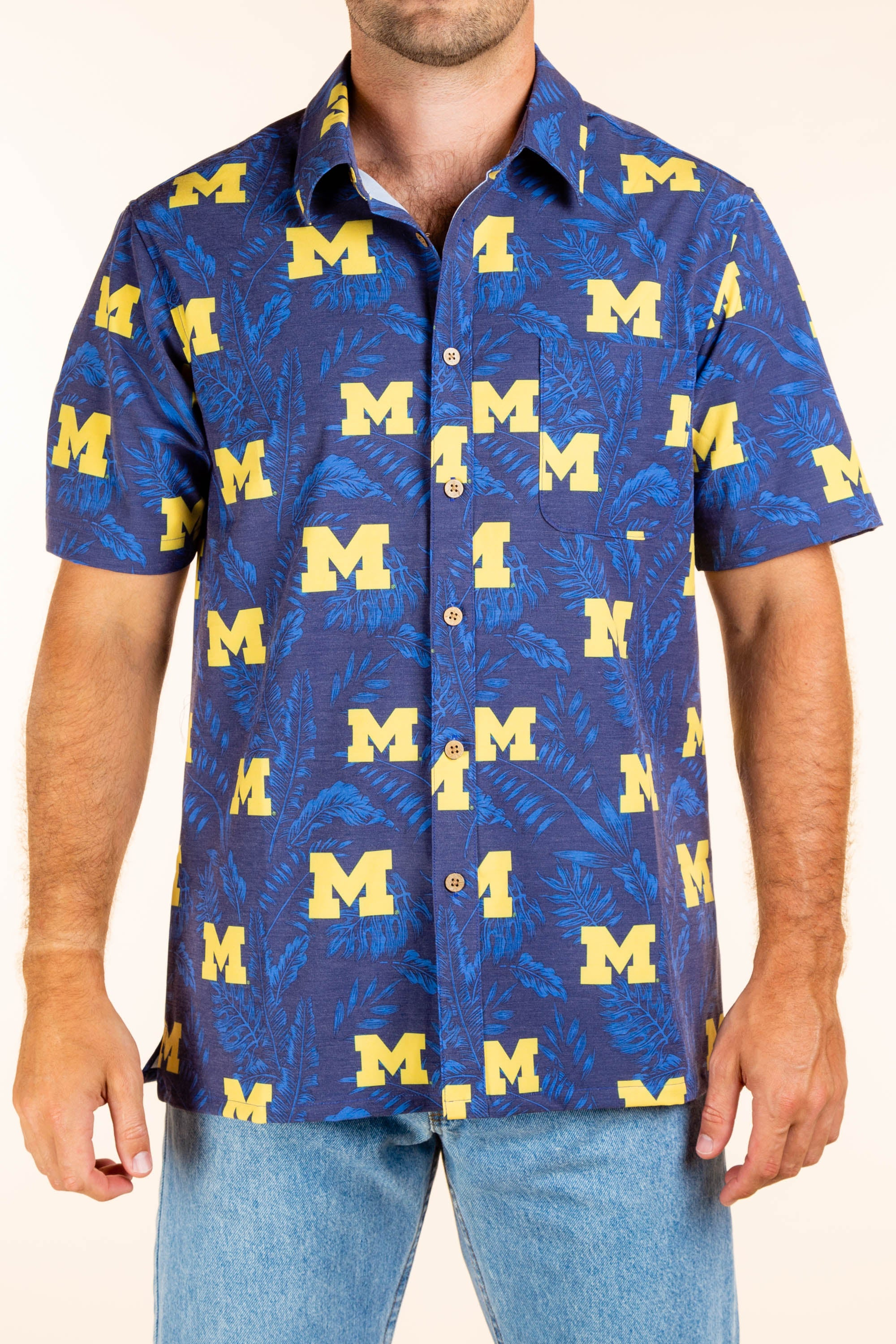 Men's University of Michigan Tailgating Party Shirt
