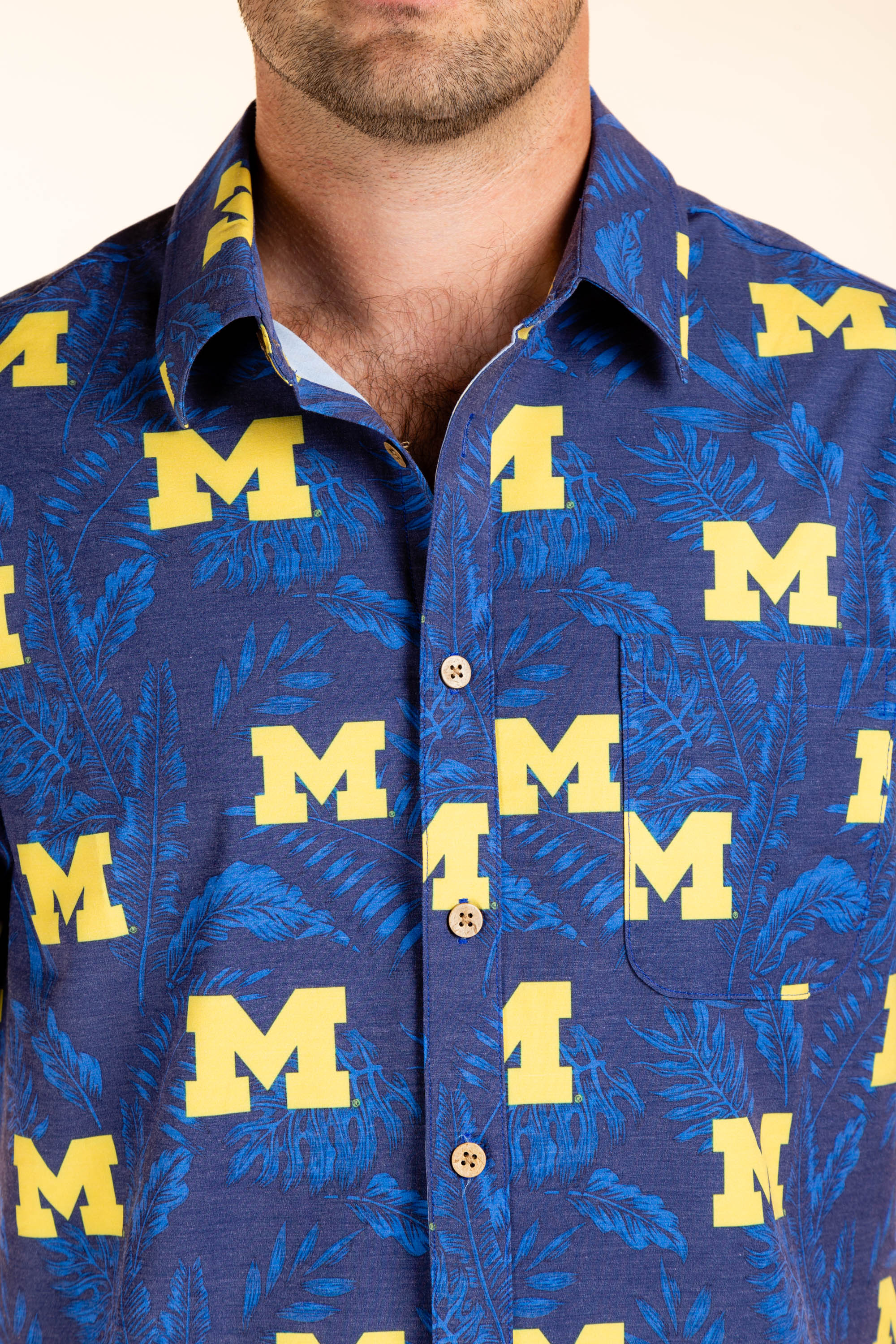 University of Michigan Game Day Tailgating Shirt