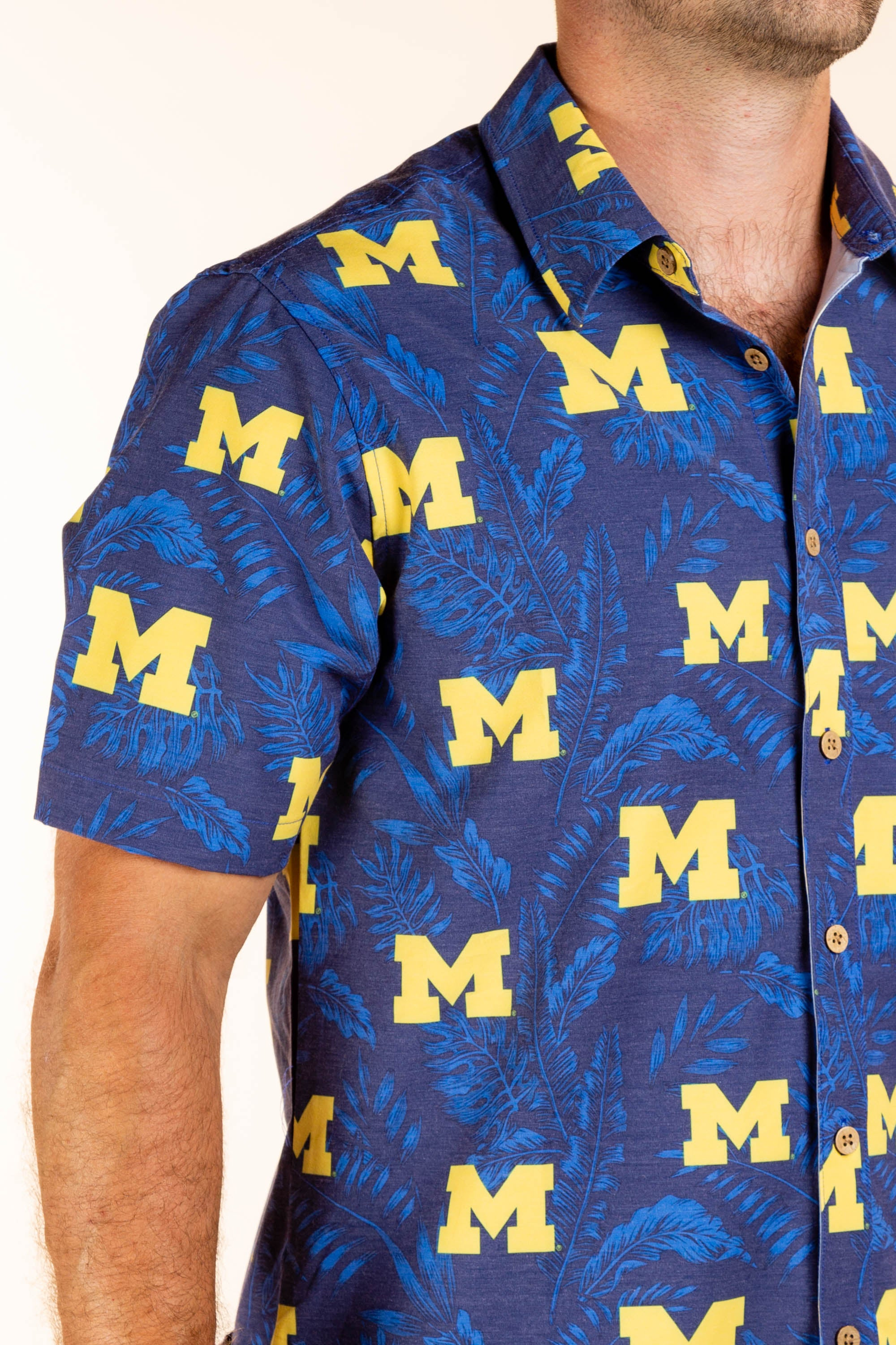 University of Michigan Game Day Party Shirt