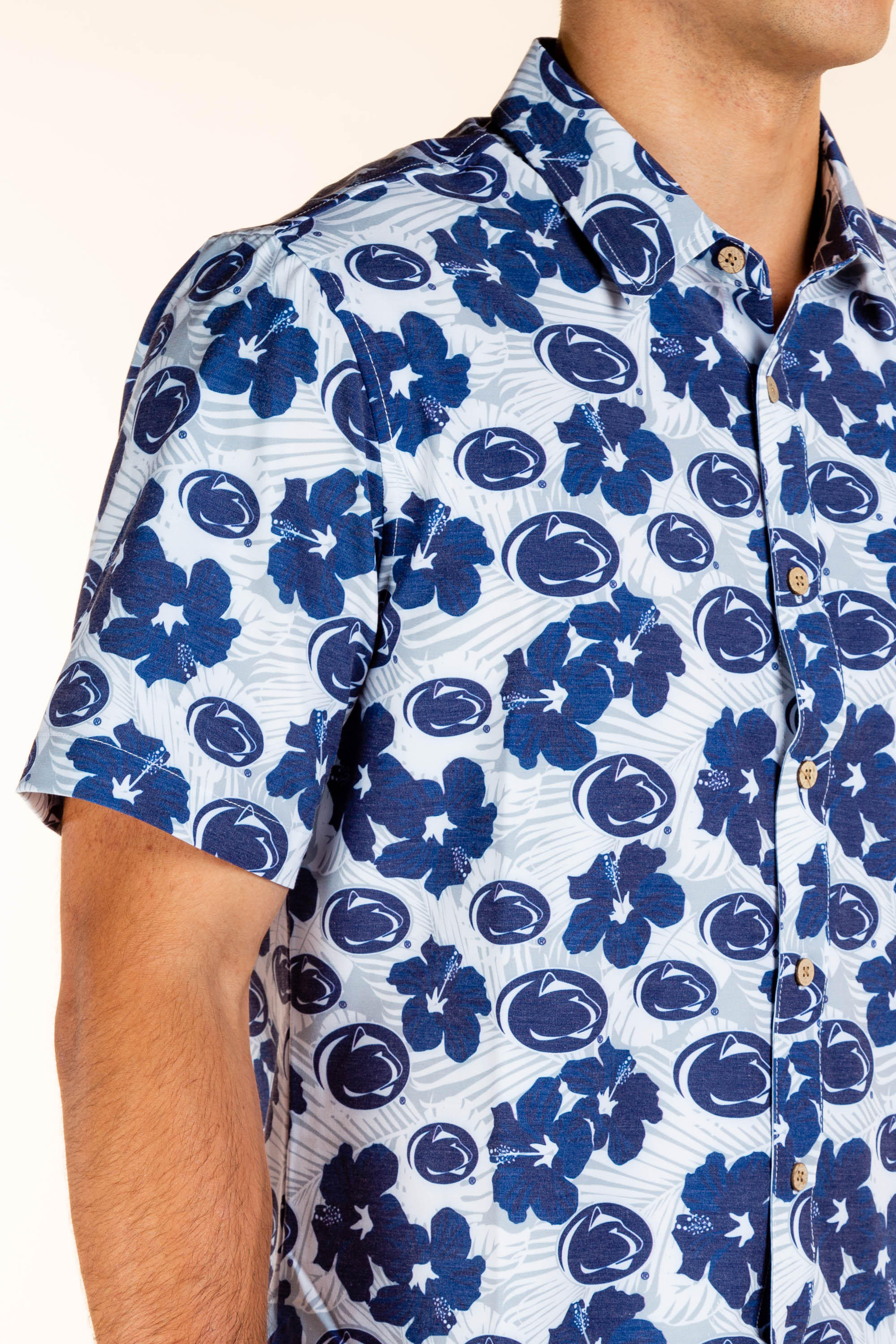 Penn State Game Day Hawaiian Shirt