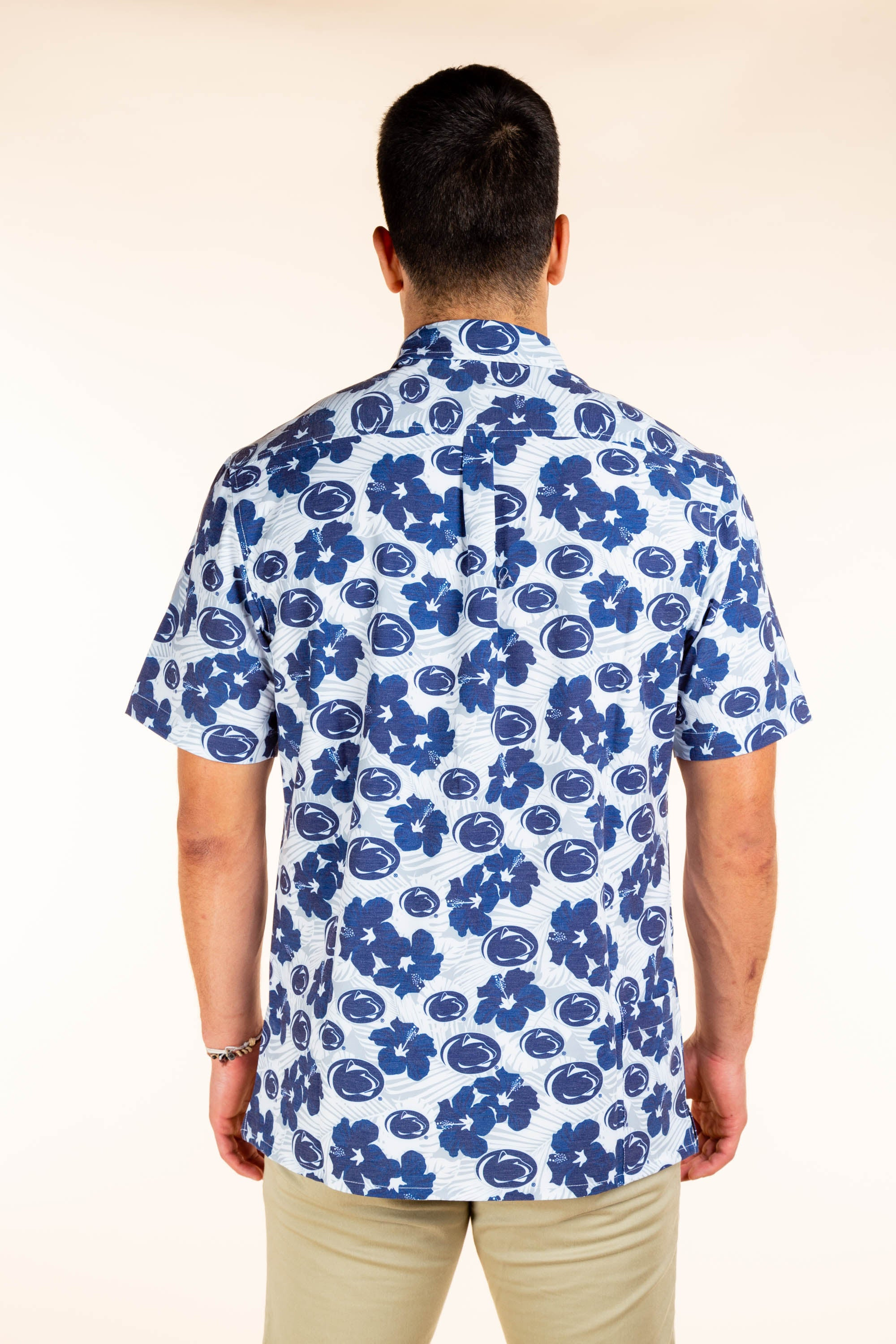Penn State Floral Tailgating Shirt