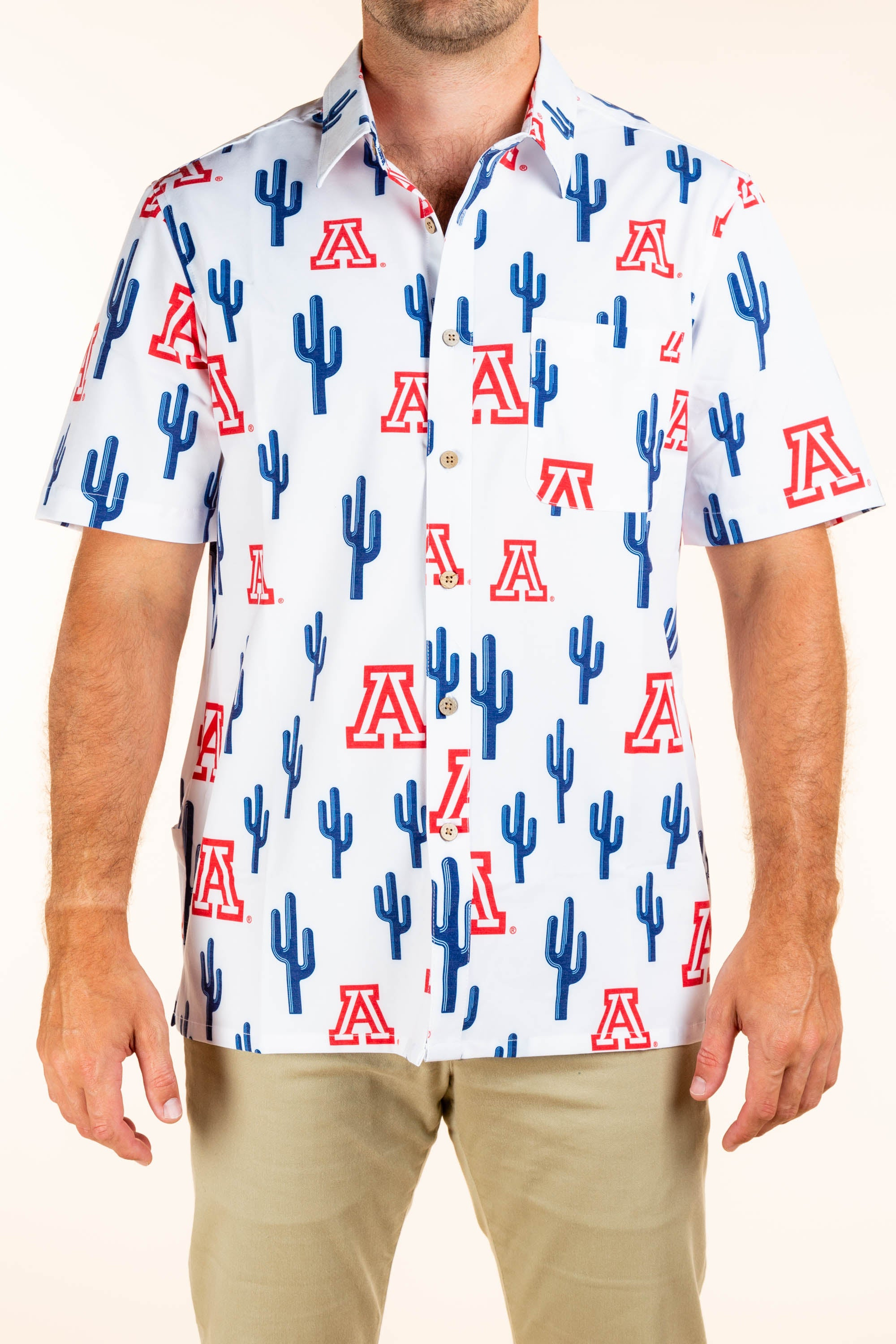 University of Arizona hawaiian