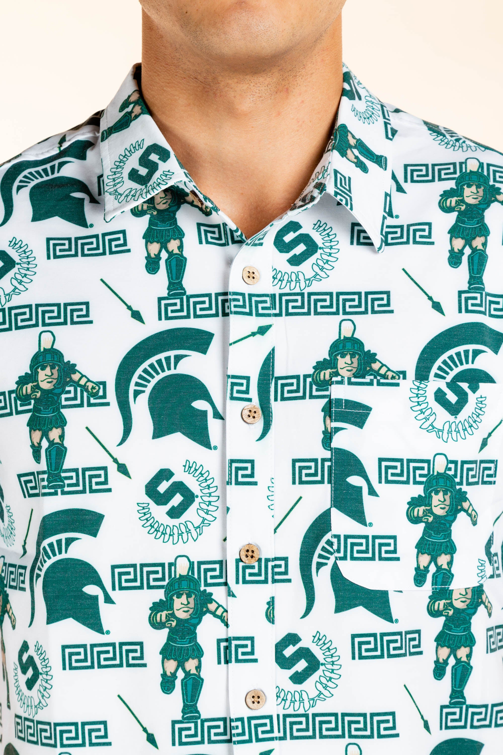 Michigan State Spartans Party Shirt