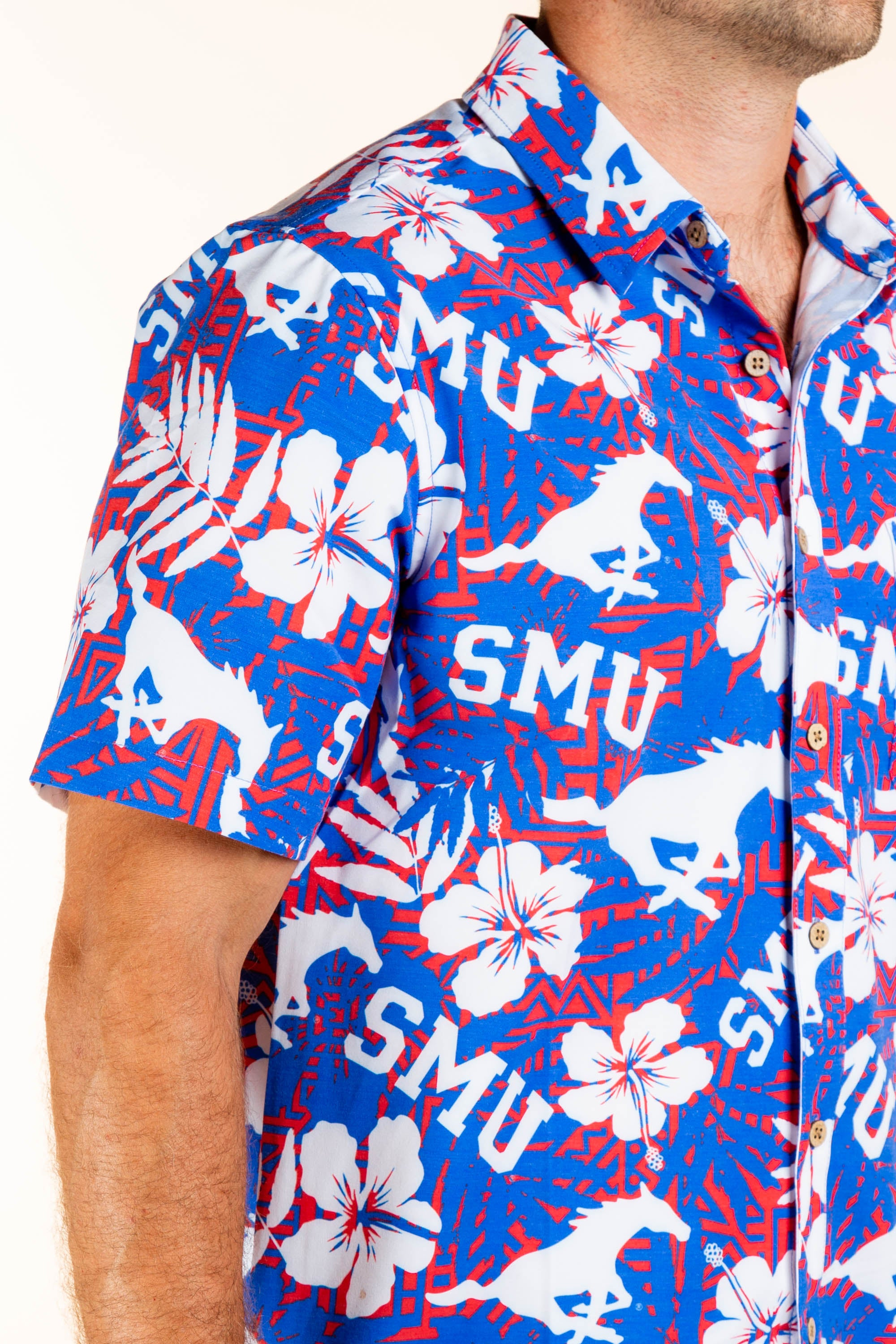 SMU Tailgating Shirt