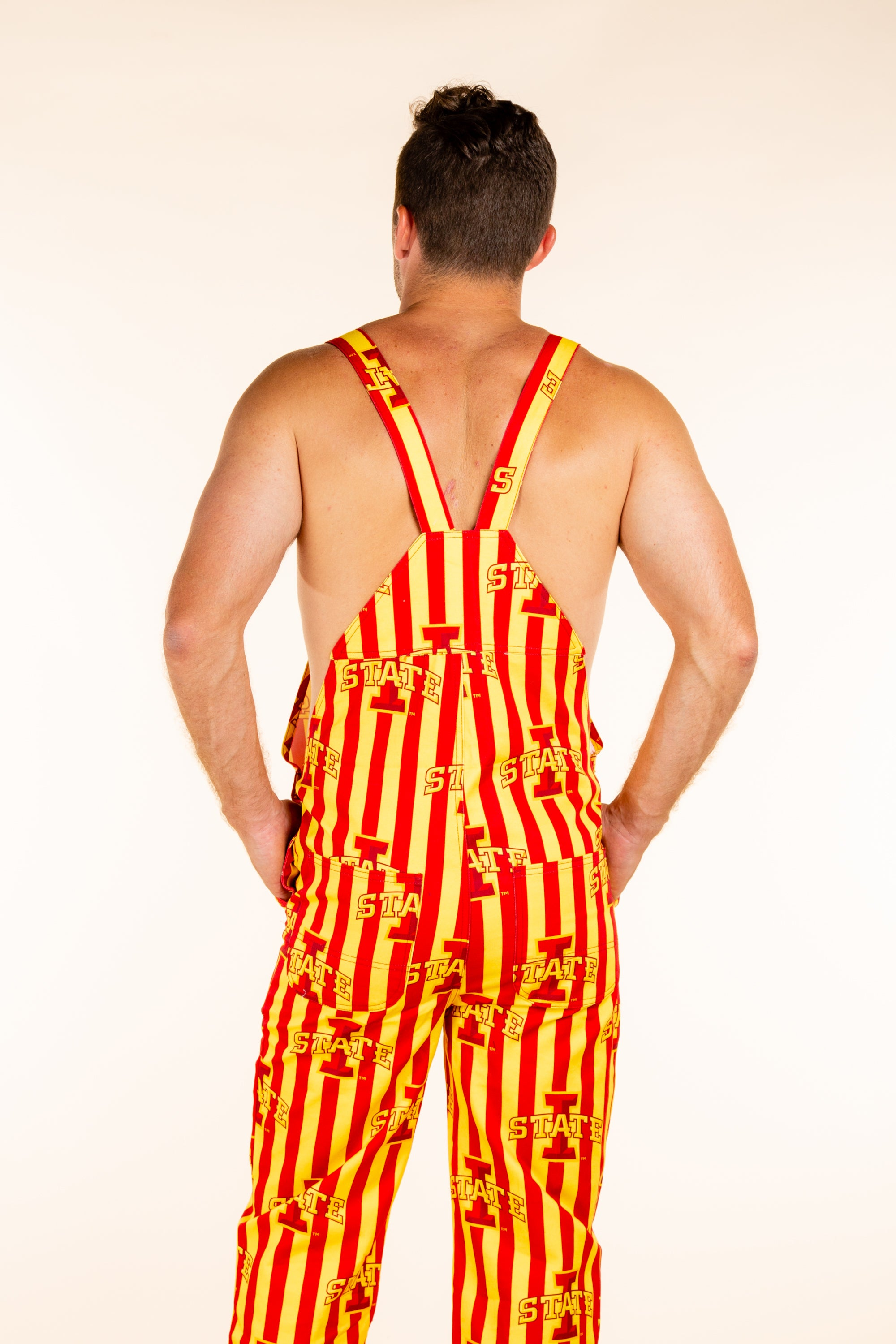 Cyclone Mania overalls